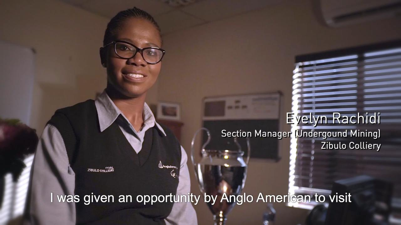 Working at Anglo American – Anglo American