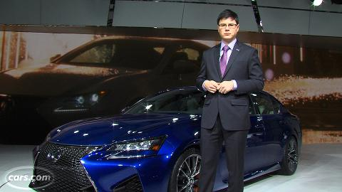 Difference Between Rav4 Le And Xle >> 2016 Lexus GS F: First Look   News   Cars.com