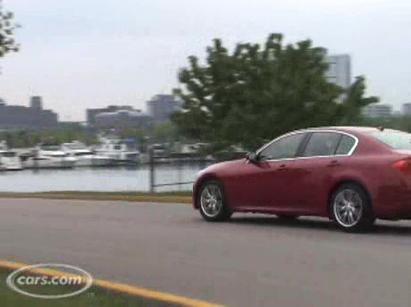 2008 INFINITI G35 - For every turn, there's cars com