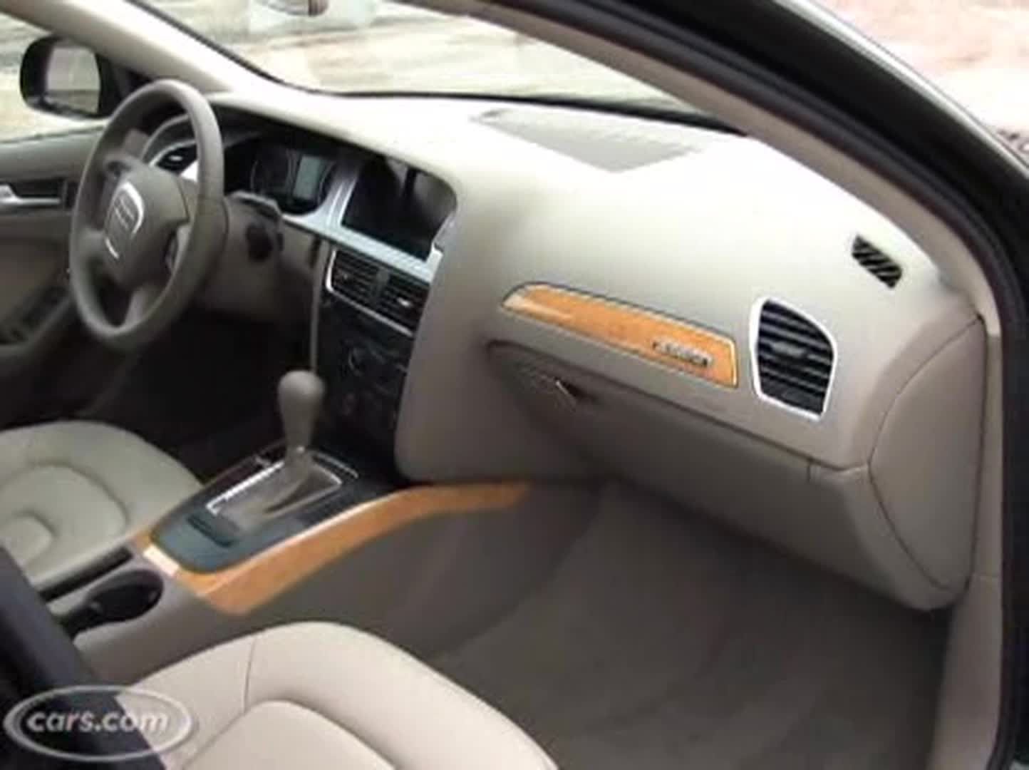 2009 Audi A4 - For every turn, there's cars com
