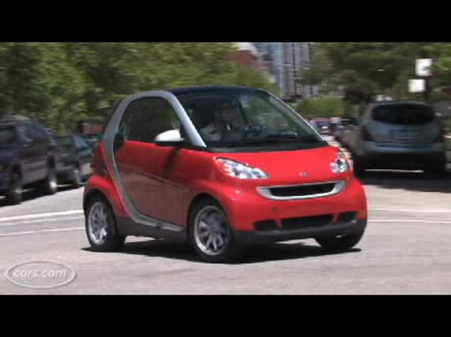 2009 smart ForTwo - For every turn, there's cars com