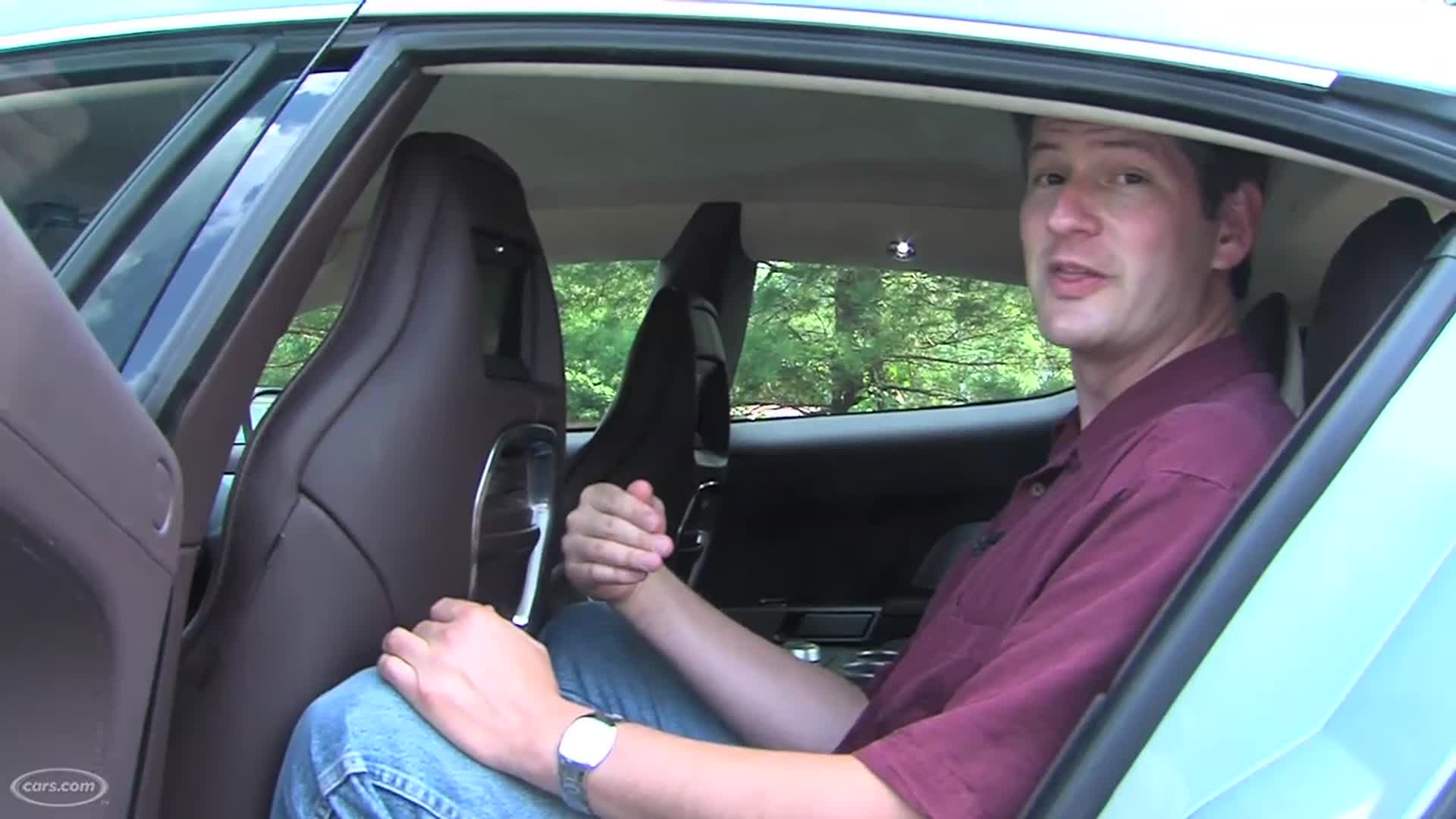 Video: 2010 Aston Martin Rapide