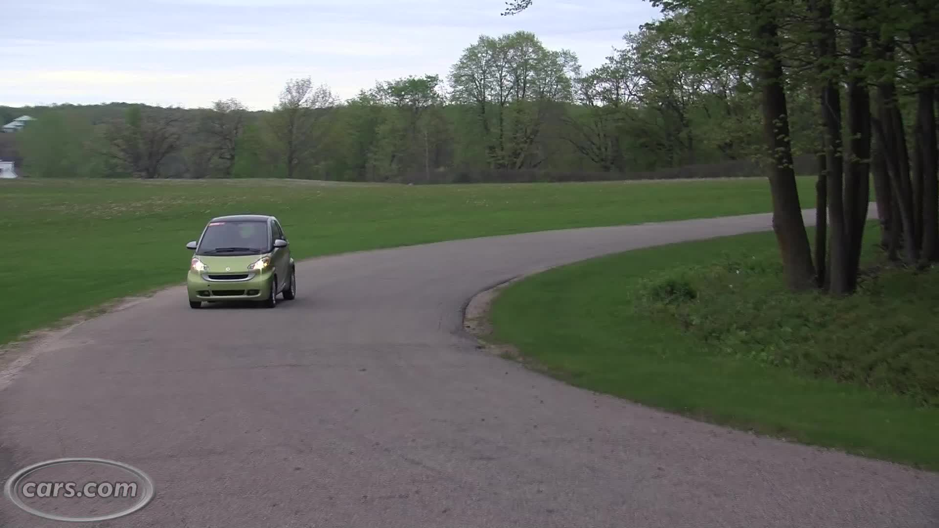 Video: 2011 Smart ForTwo Passion Coupe