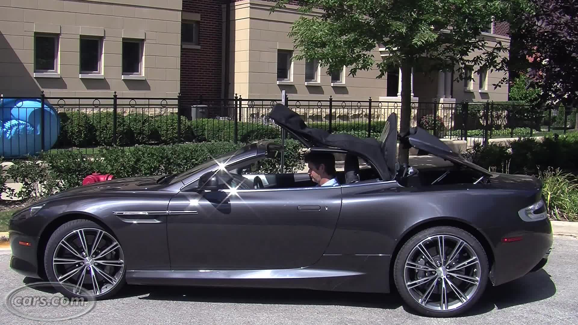 Video: 2012 Aston Martin Virage Volante