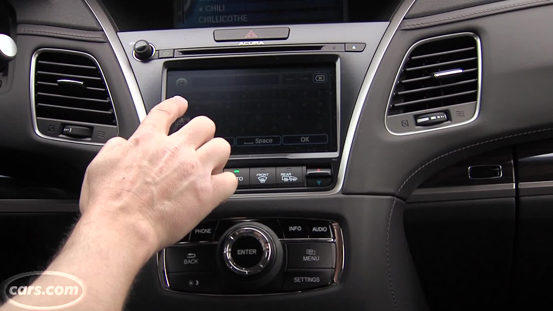 2014 Acura Rlx Expert Reviews Specs And Photos 2002 Tl Aftermarket Radio