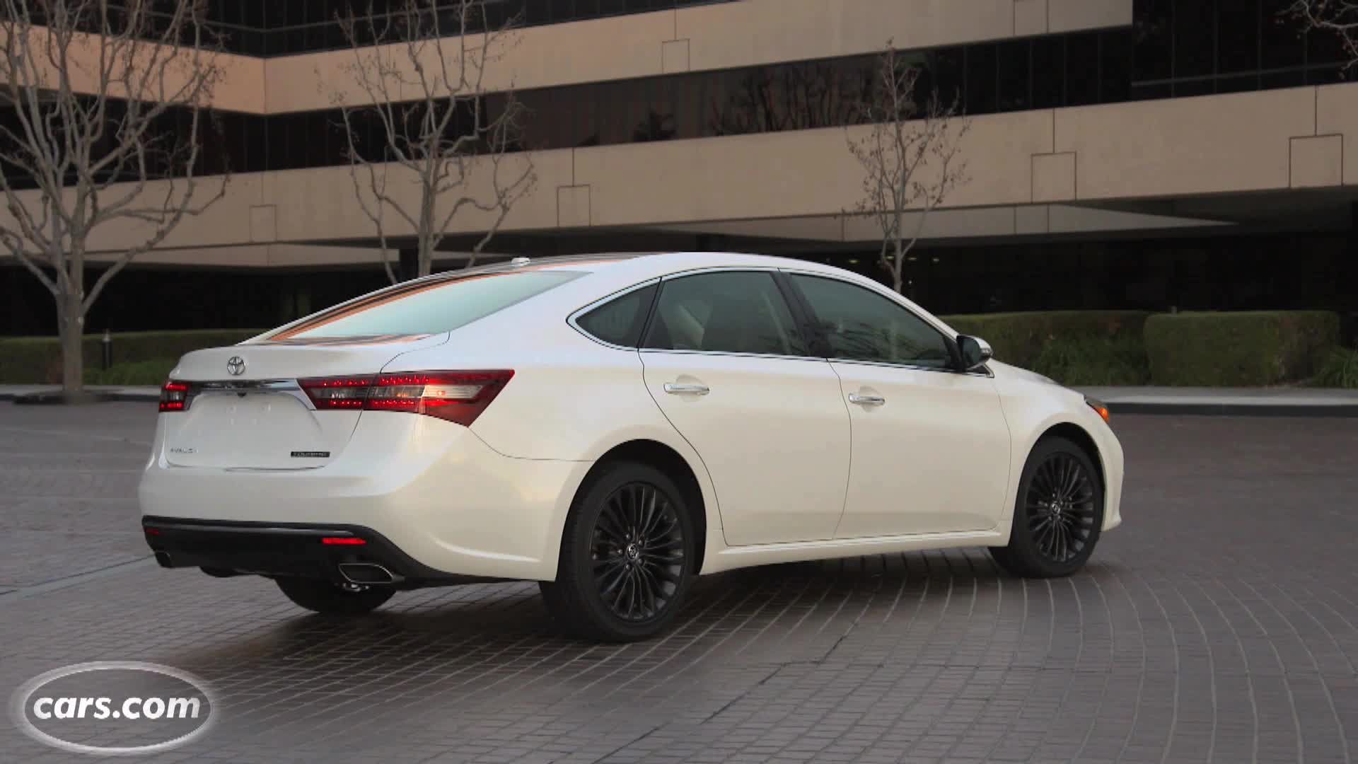 toyota drive first avalon of review expert chris chase
