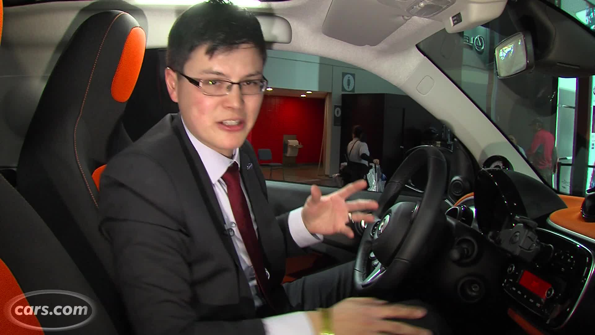Video: 2016 Smart ForTwo - First Look