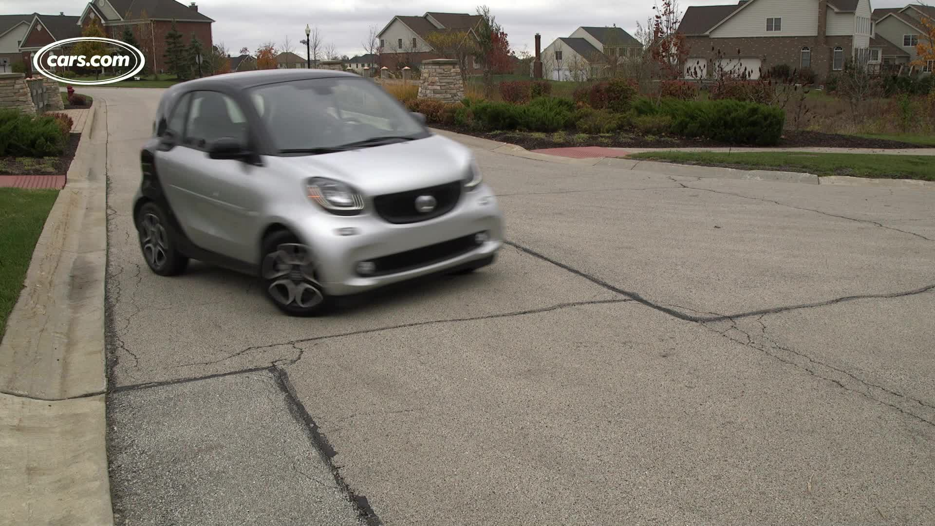 Video: 2016 Smart ForTwo