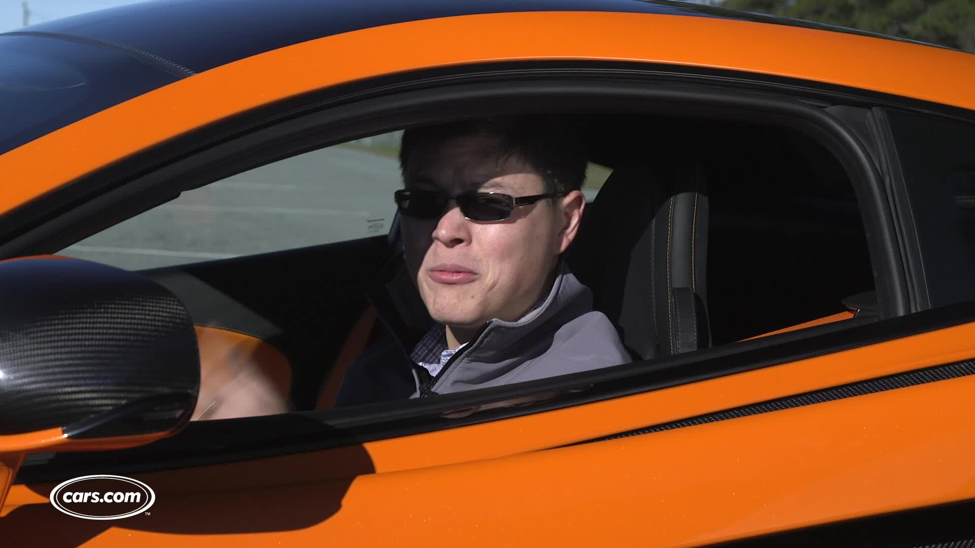 Video: 2016 McLaren 570S Coupe at Roebling Road Raceway