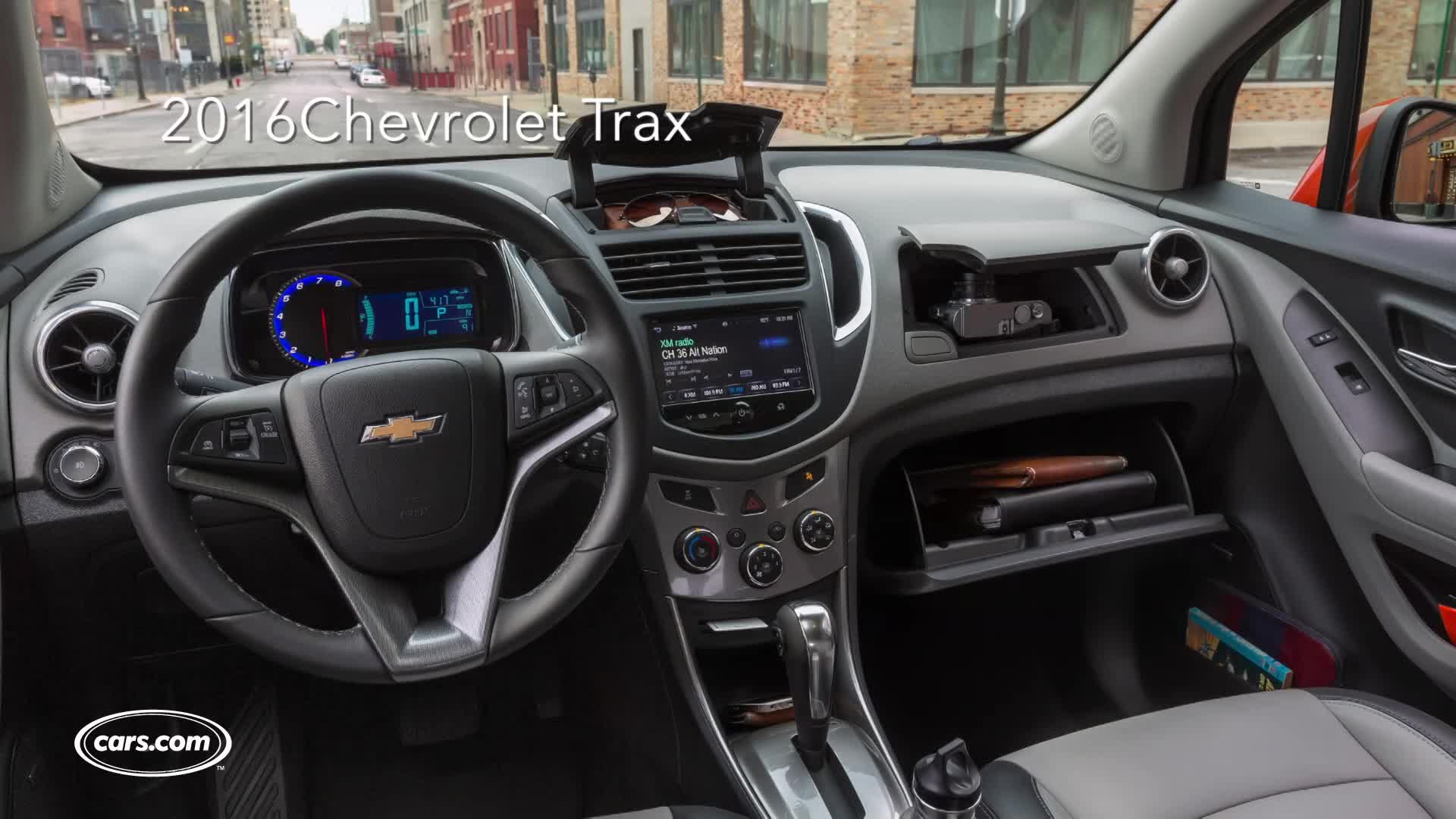 2018 Chevy Trax >> 2017 Chevrolet Trax - First Look Video