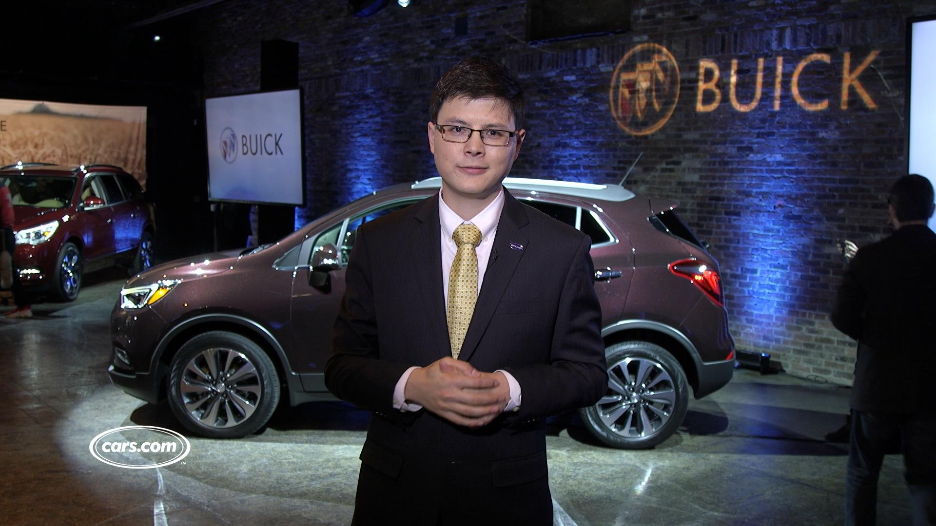 Video: 2017 Buick Encore - First Look