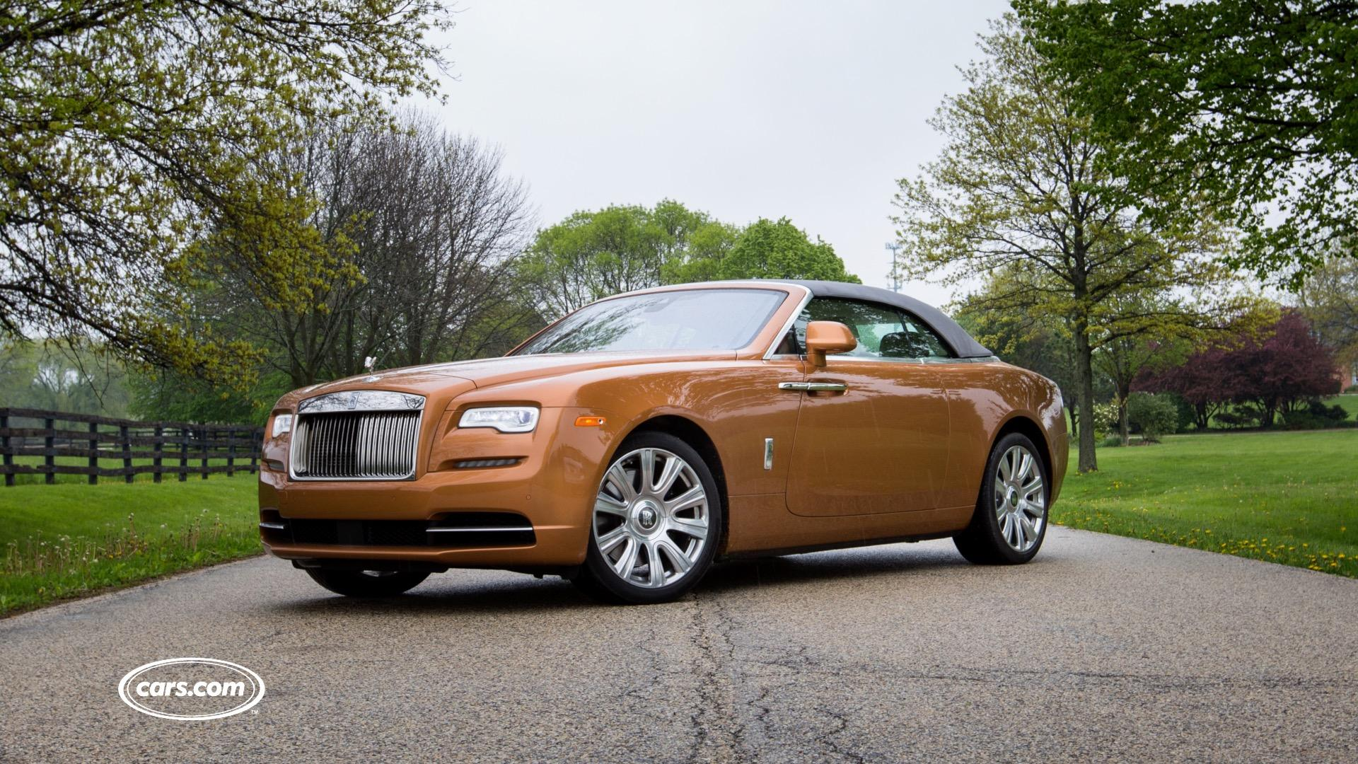 2016 Rolls-Royce Dawn Video