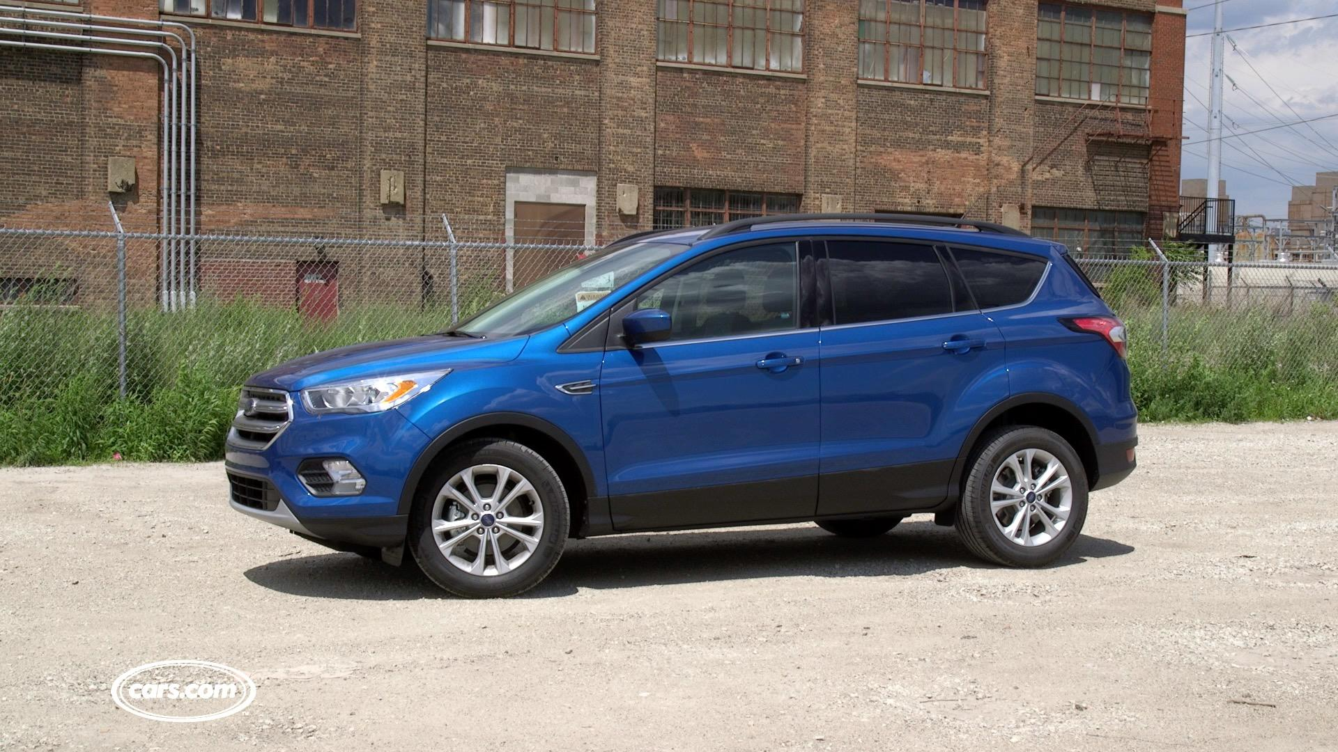 2017 Ford Escape Expert Reviews Specs and s