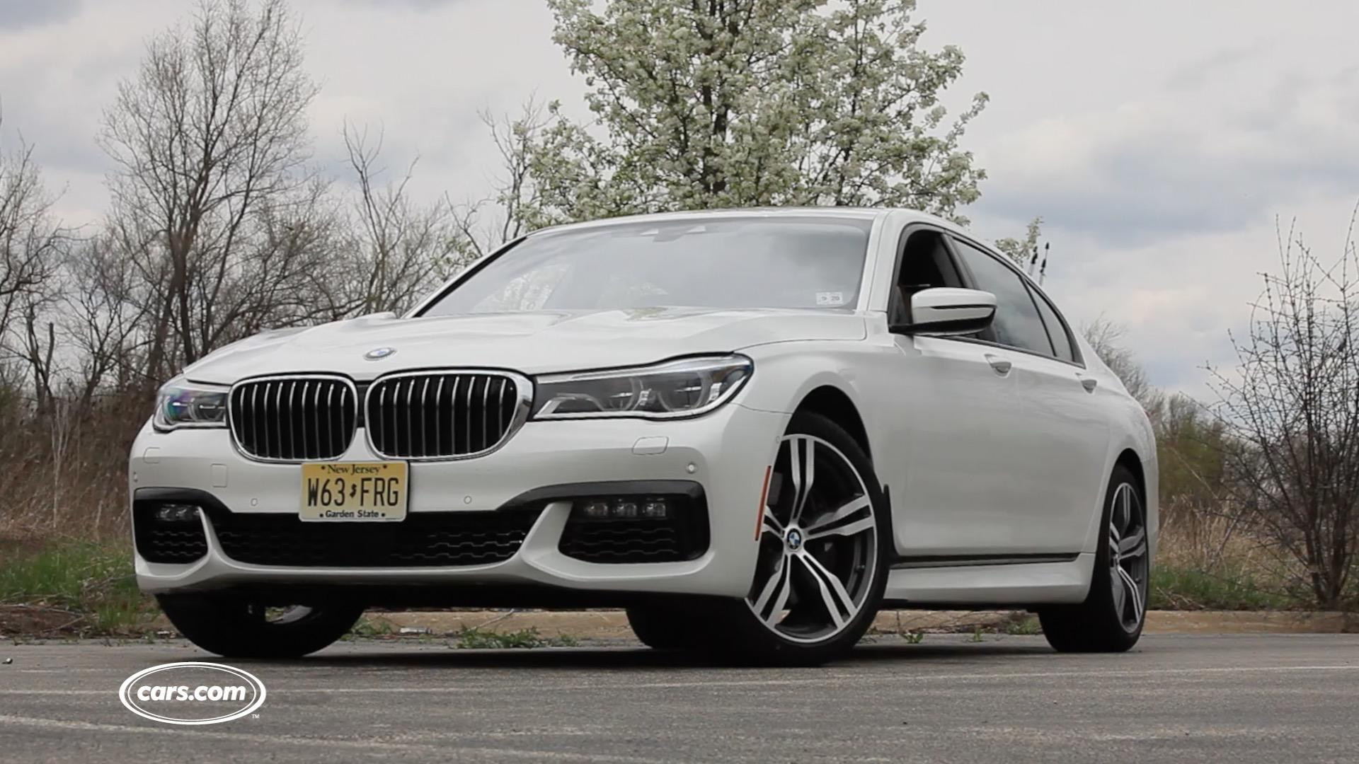 2016 BMW 7 Series Video