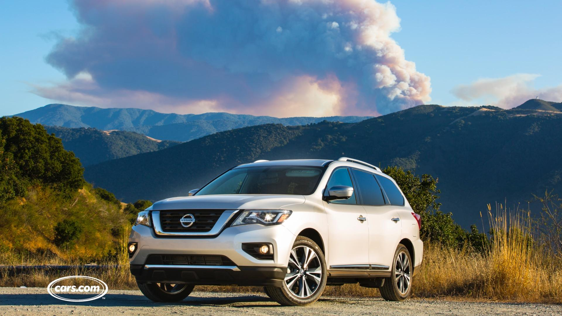2017 Nissan Pathfinder Expert Reviews Specs and s