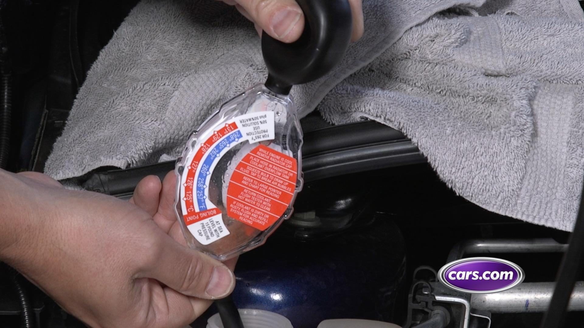 Video: Helping Your Car Beat the Summer Heat Is No Sweat