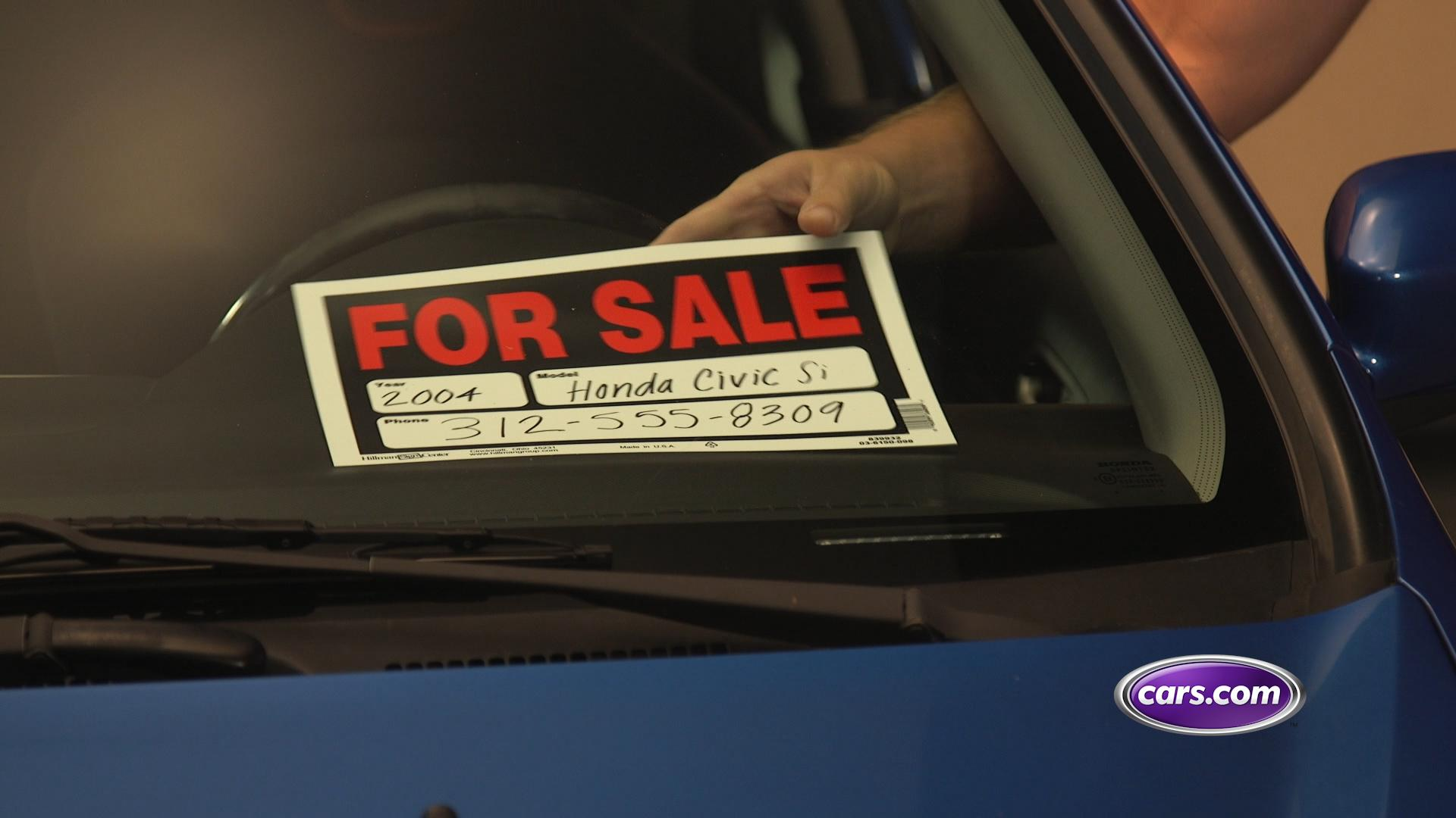 Video: How to Prep Your Car to Sell It for the Best Price