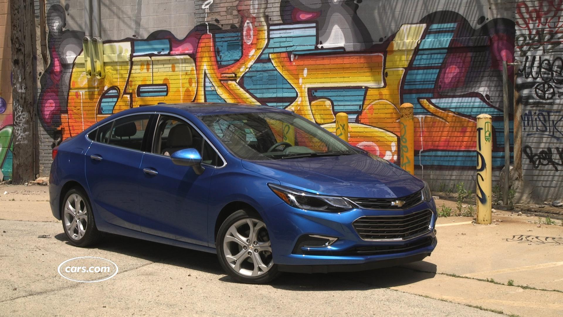 2016 Chevrolet Cruze - For every turn, there's cars com