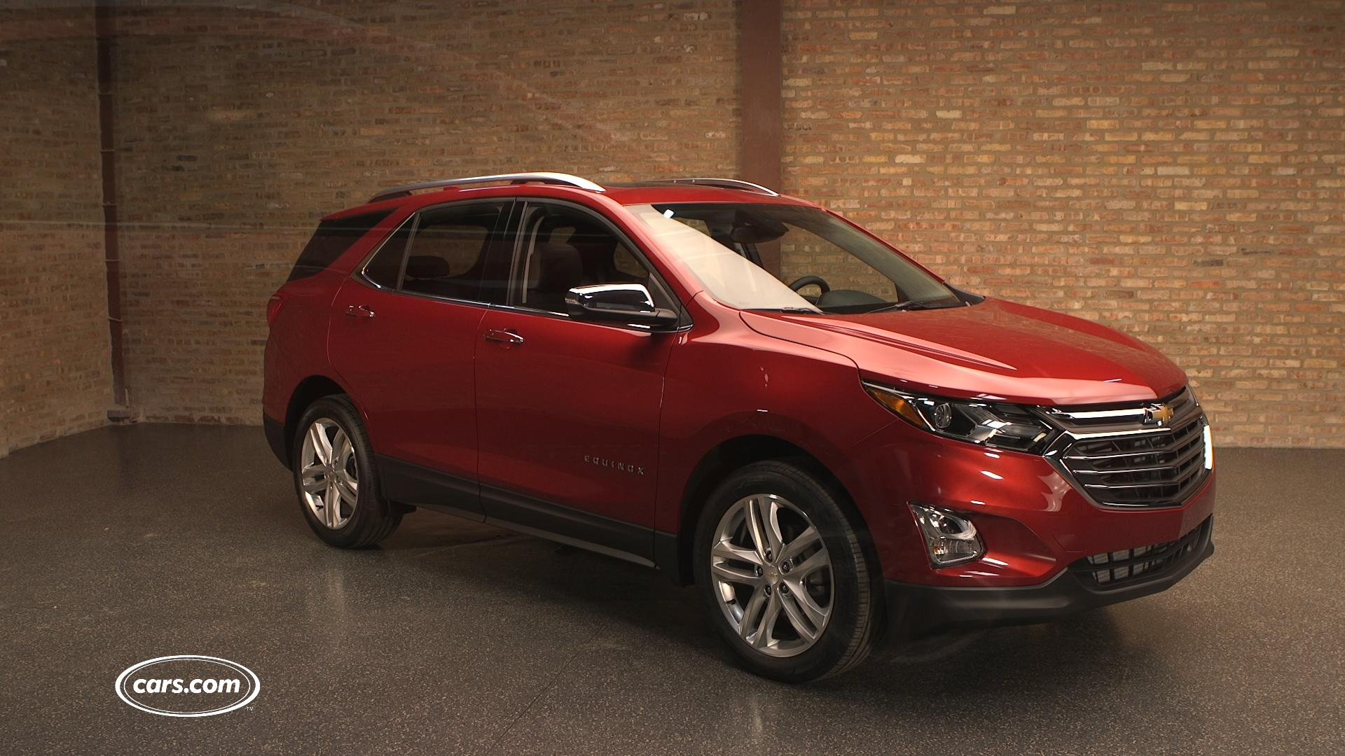 2018 Chevrolet Equinox Review First Drive News Cars Com
