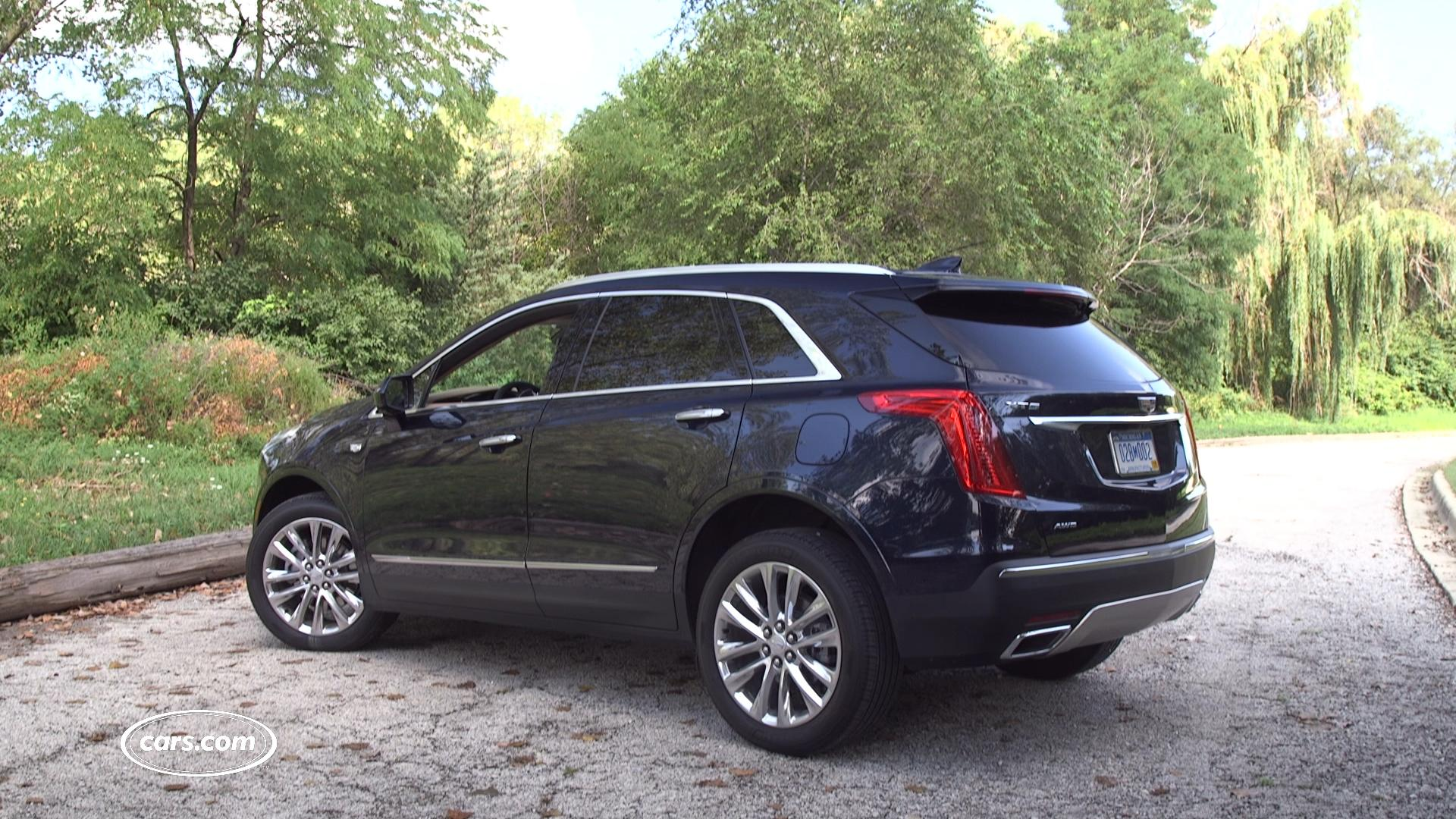 2017 Cadillac XT5 Video Review