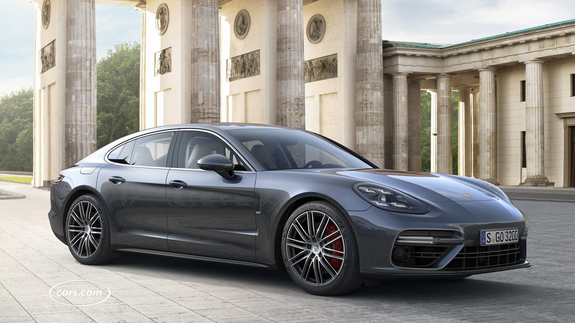 2017 Porsche Panamera Video Review