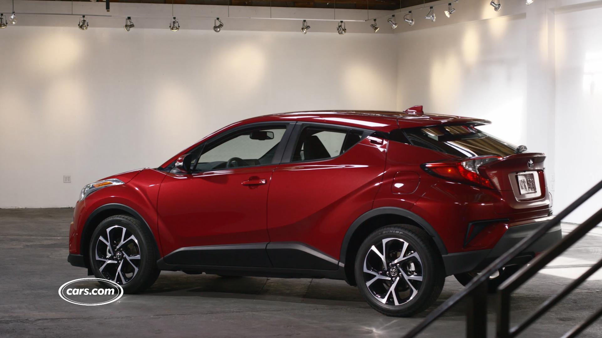 2018 Toyota C-HR Video Review