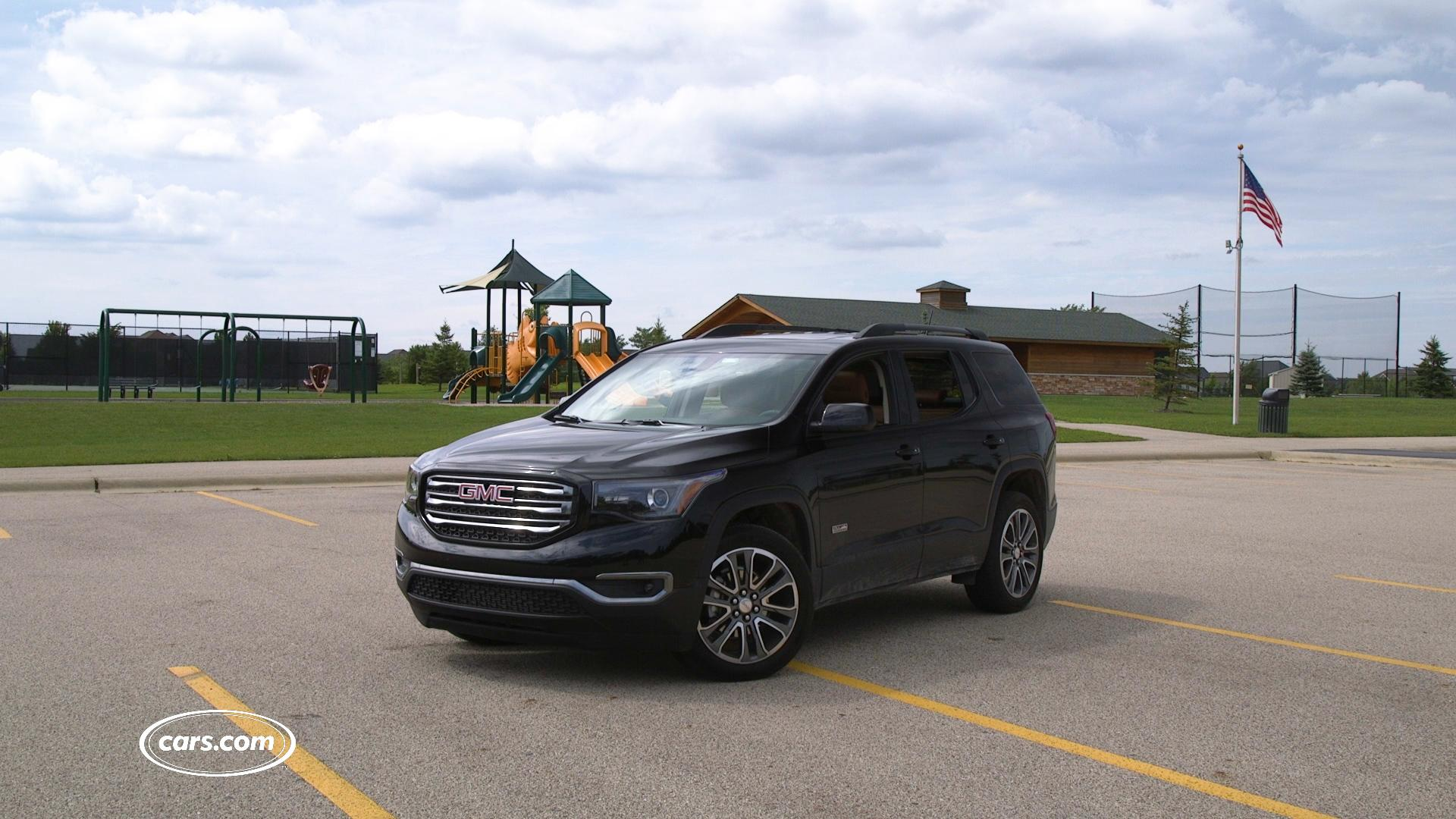 2017 GMC Acadia Video Review