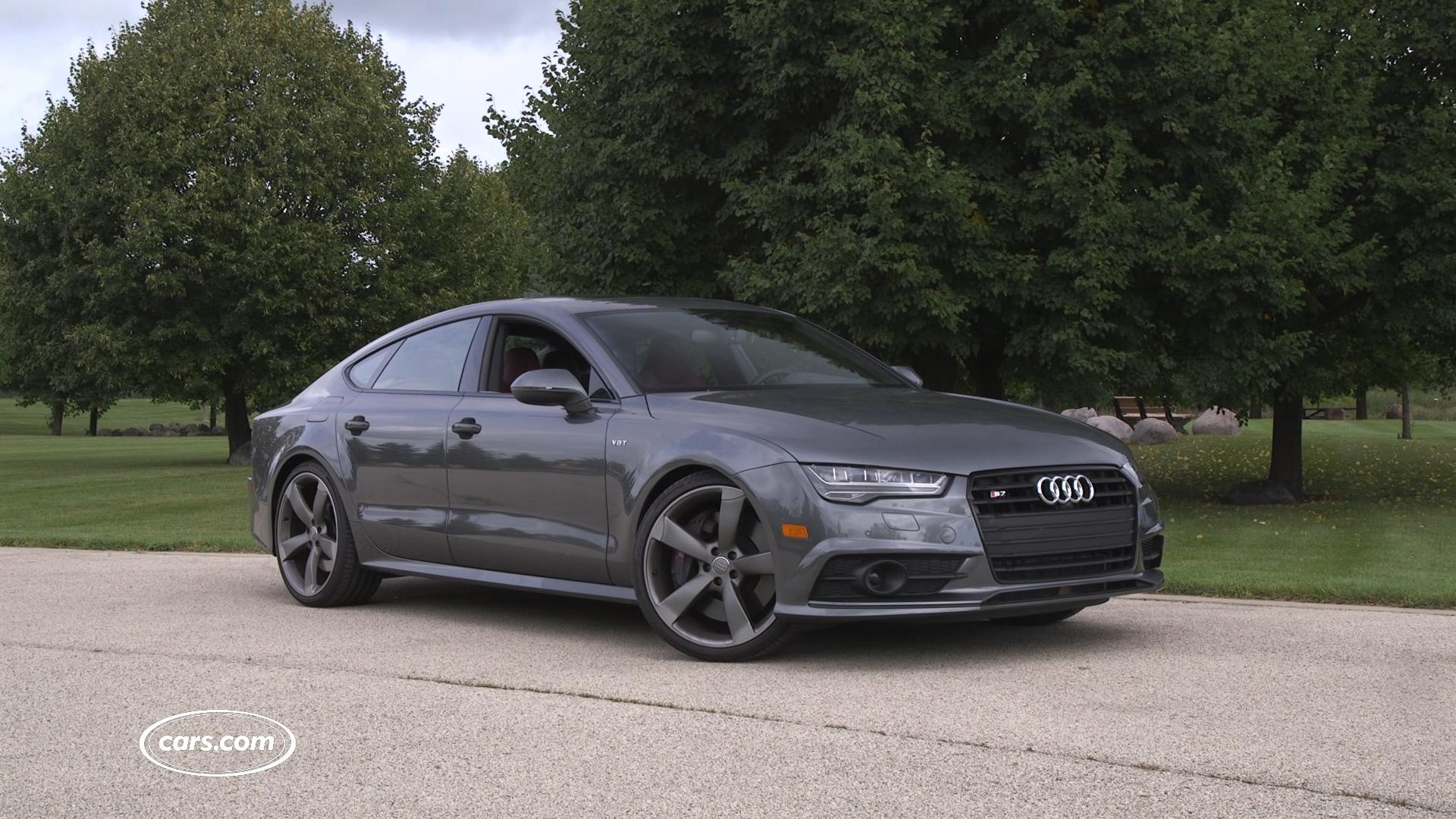 2016 Audi S7 Video Review