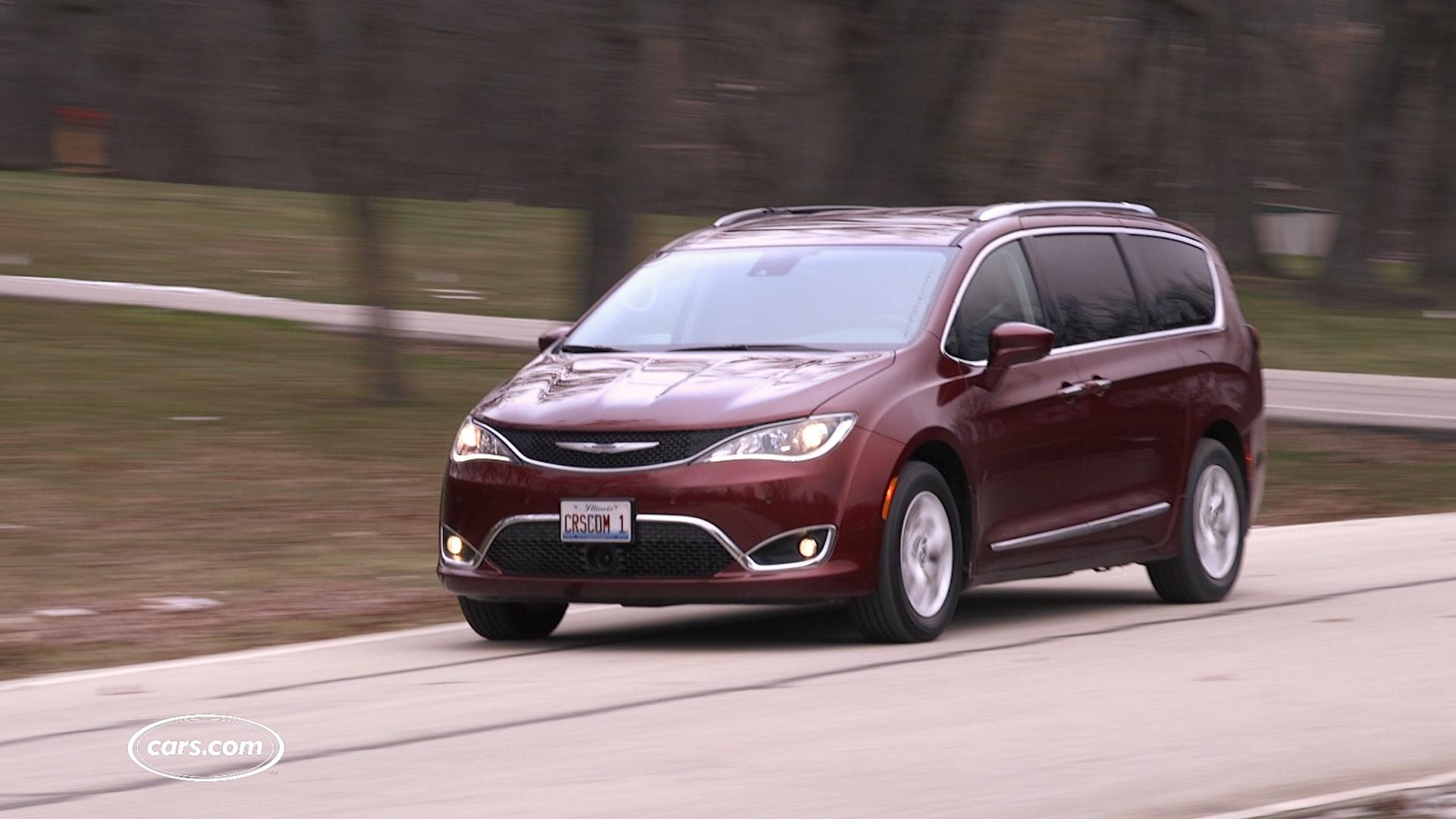 Video: We Bought a 2017 Chrysler Pacifica