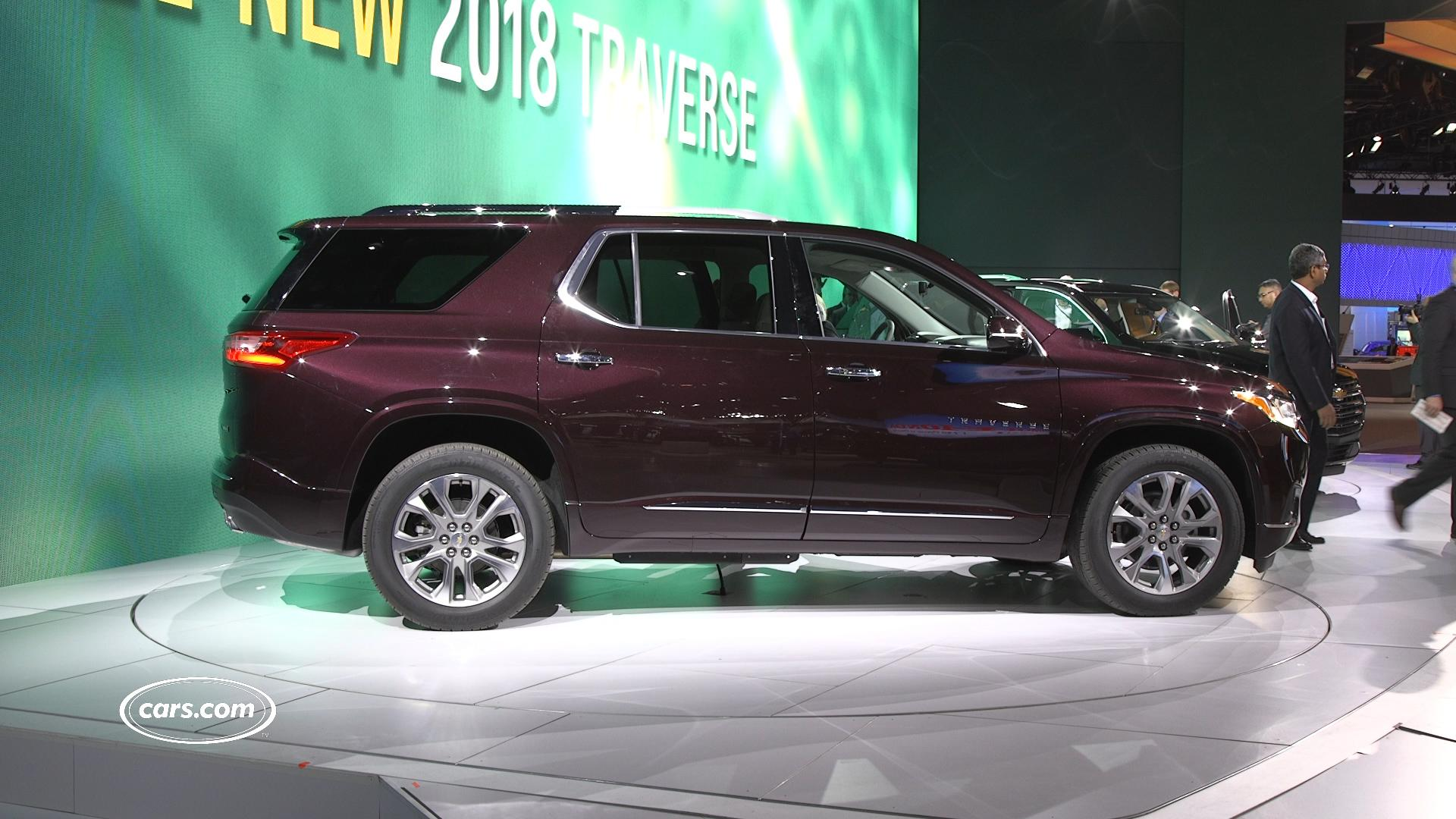 2018 Chevrolet Traverse Video Review