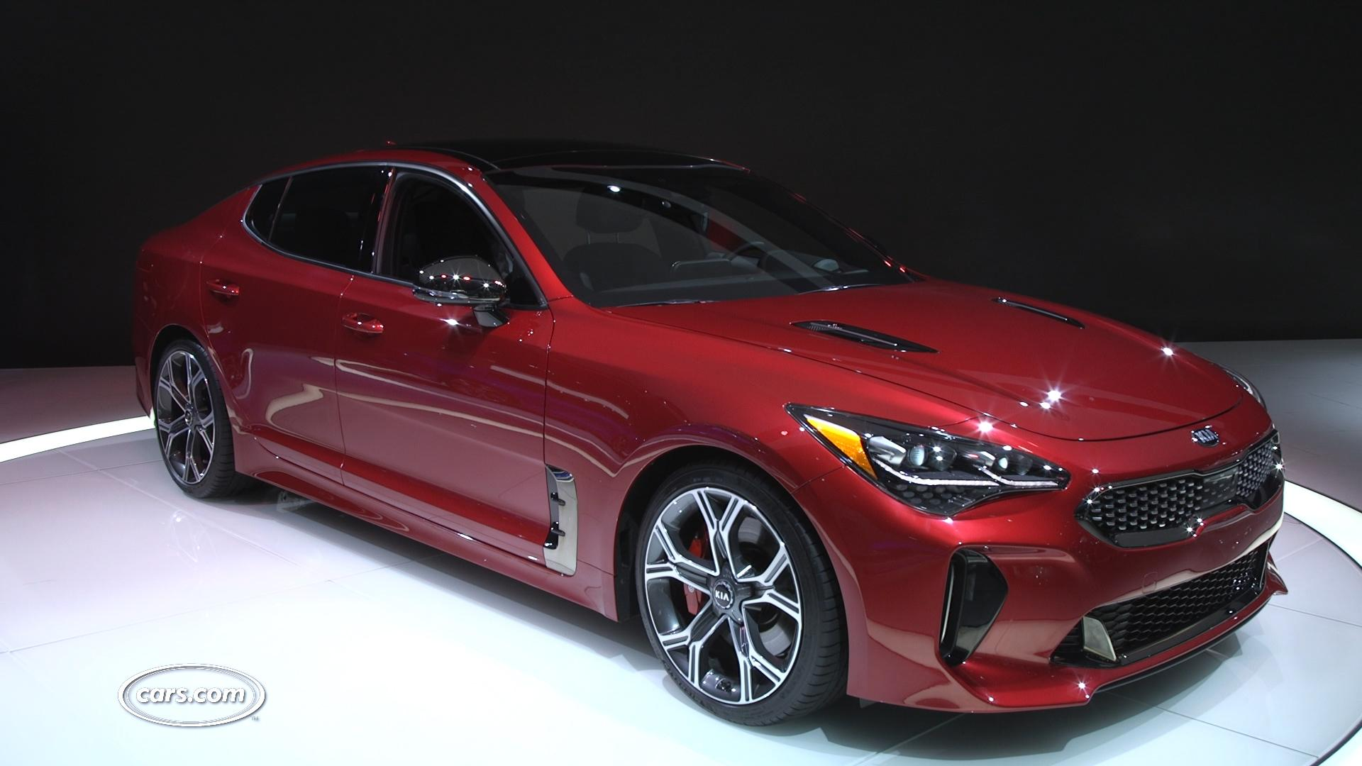 2018 Kia Stinger Video Review