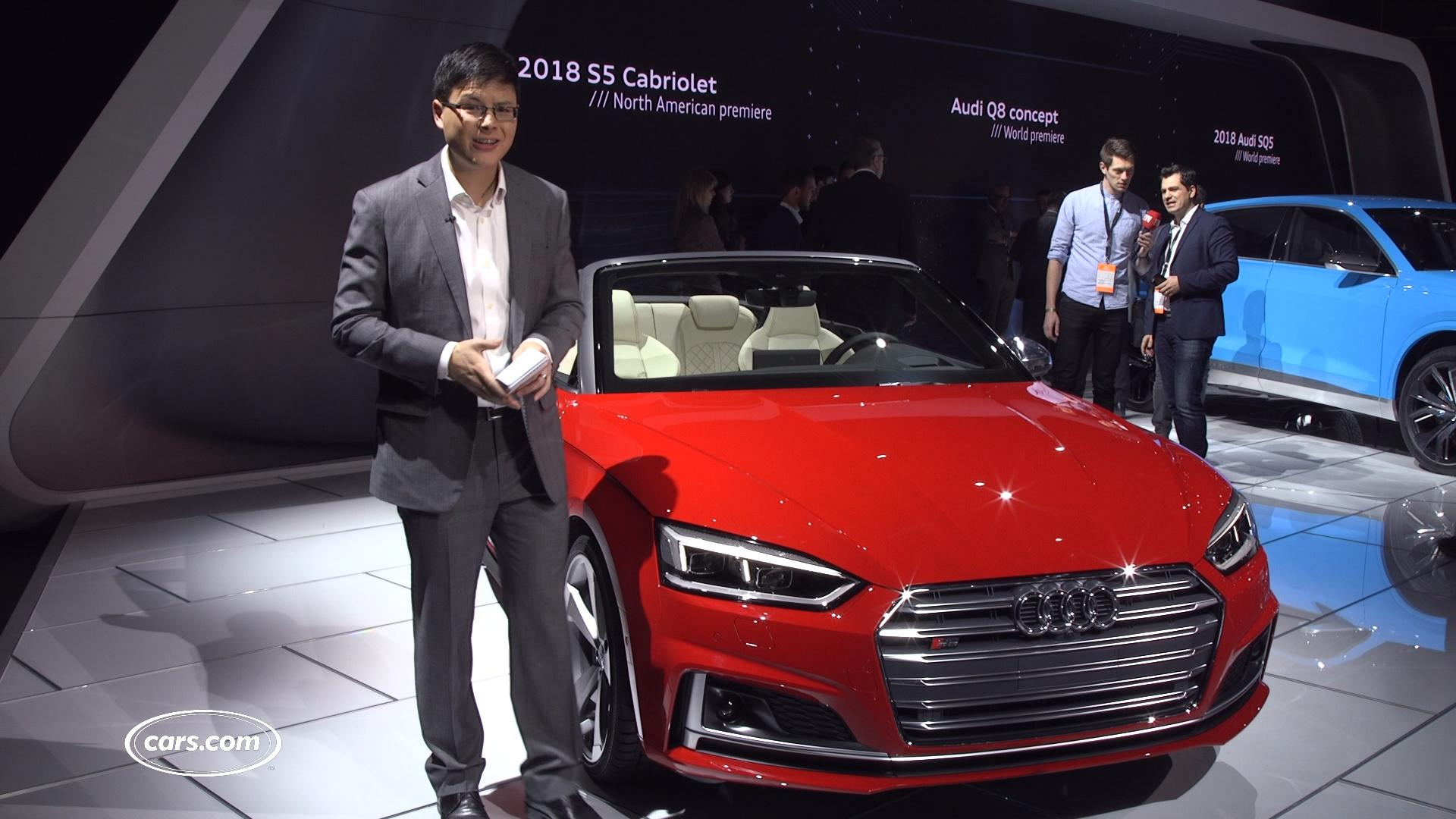 2018 Audi S5 Cabriolet Video Review