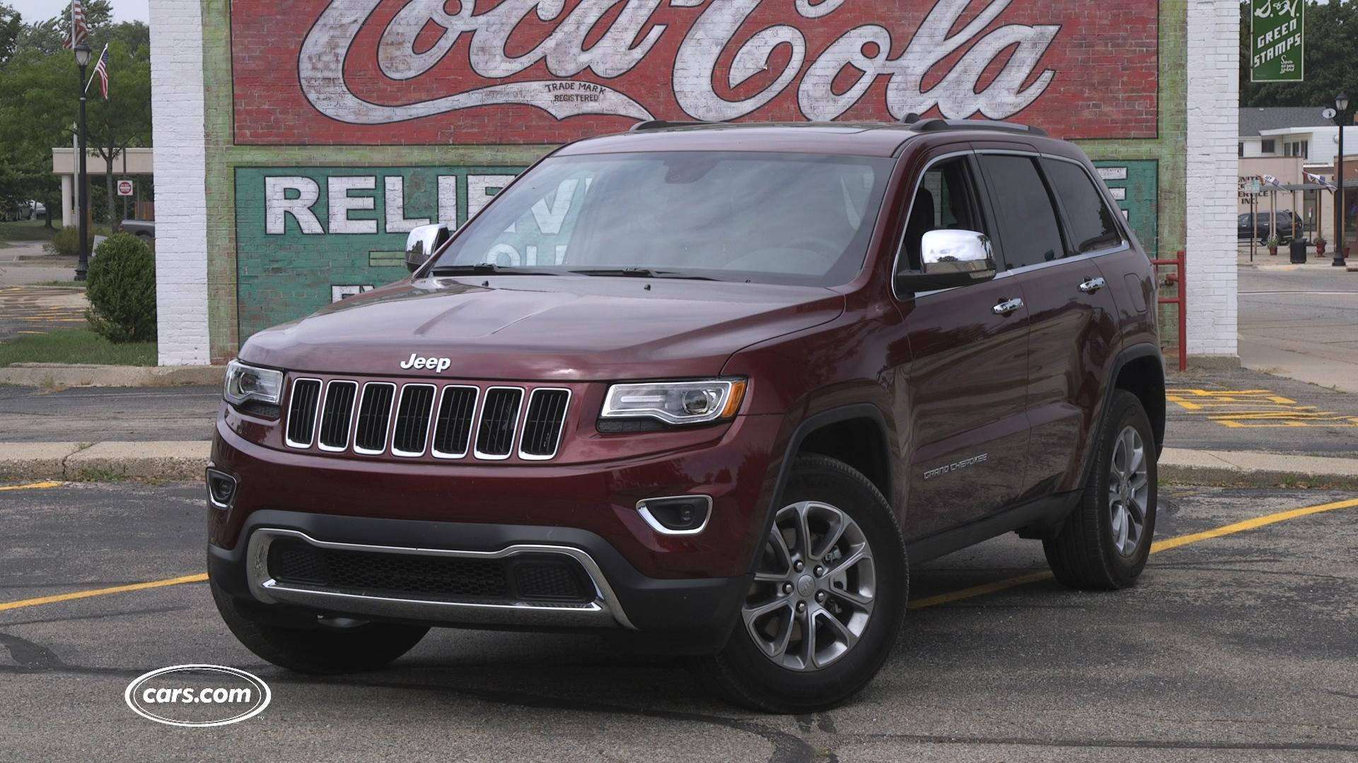 2016 Jeep Grand Cherokee Expert Reviews Specs and s