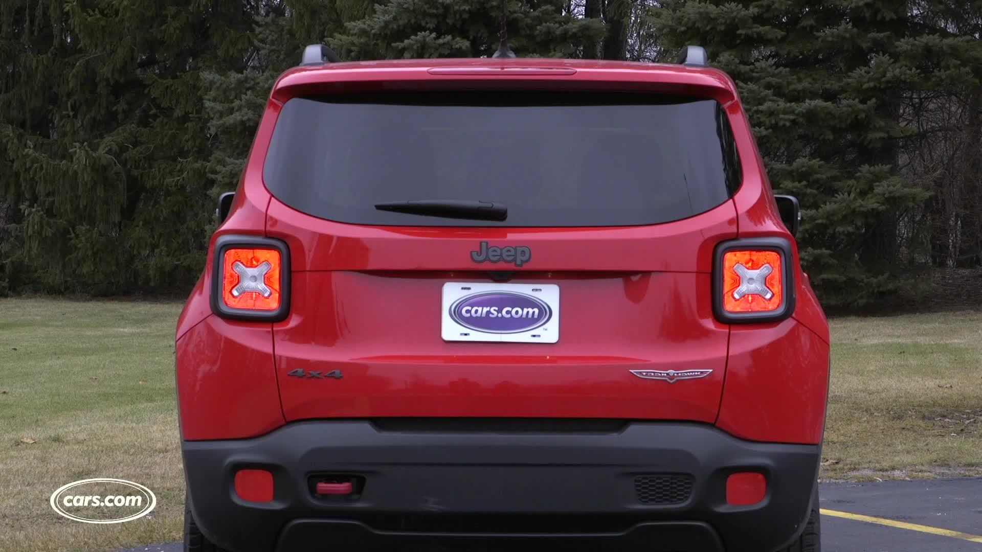 2016 Jeep Renegade Video Review