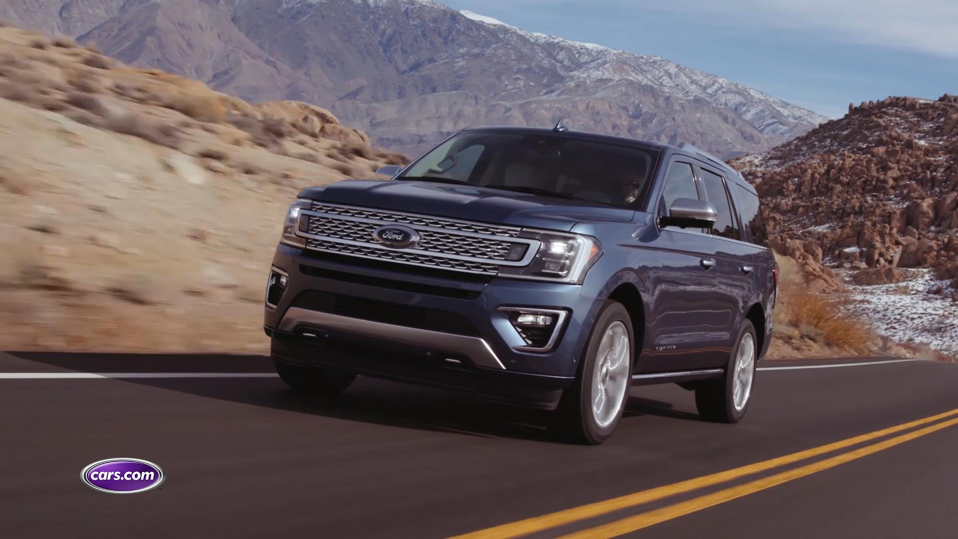 2018 Ford Expedition Review Video