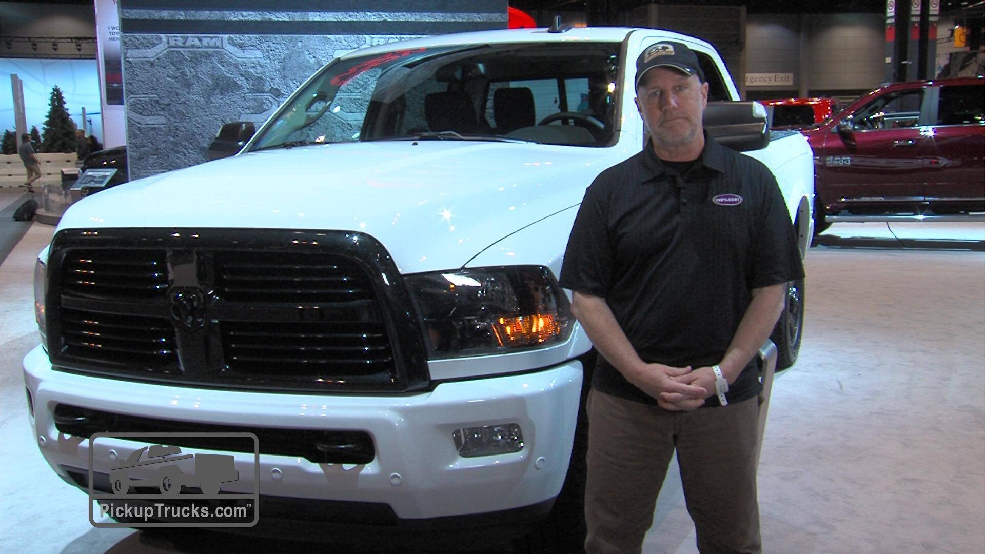 2017 Ram Heavy Duty Night Review: First Impressions