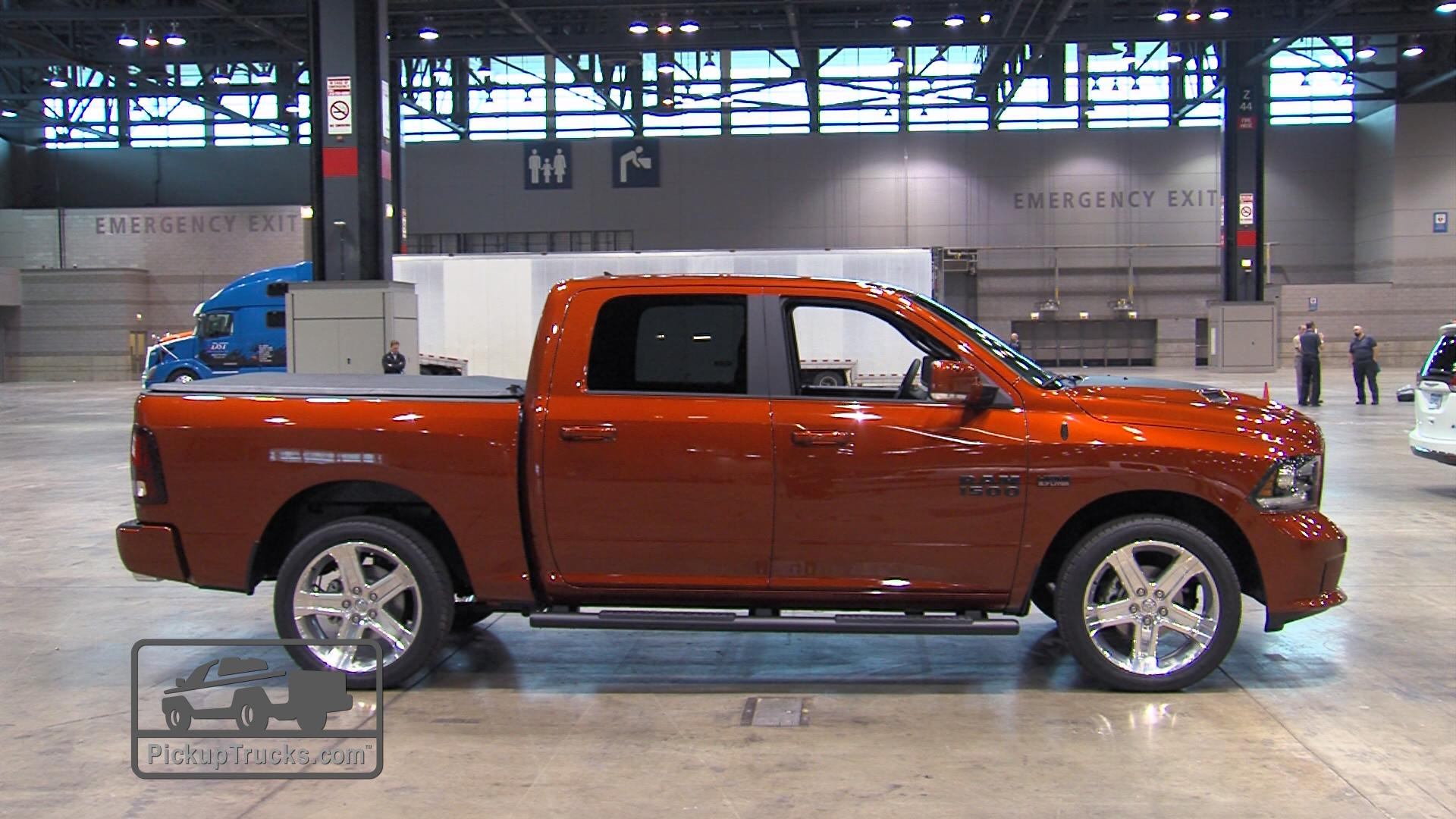 2017 Ram Copper Sport Review: First Impressions
