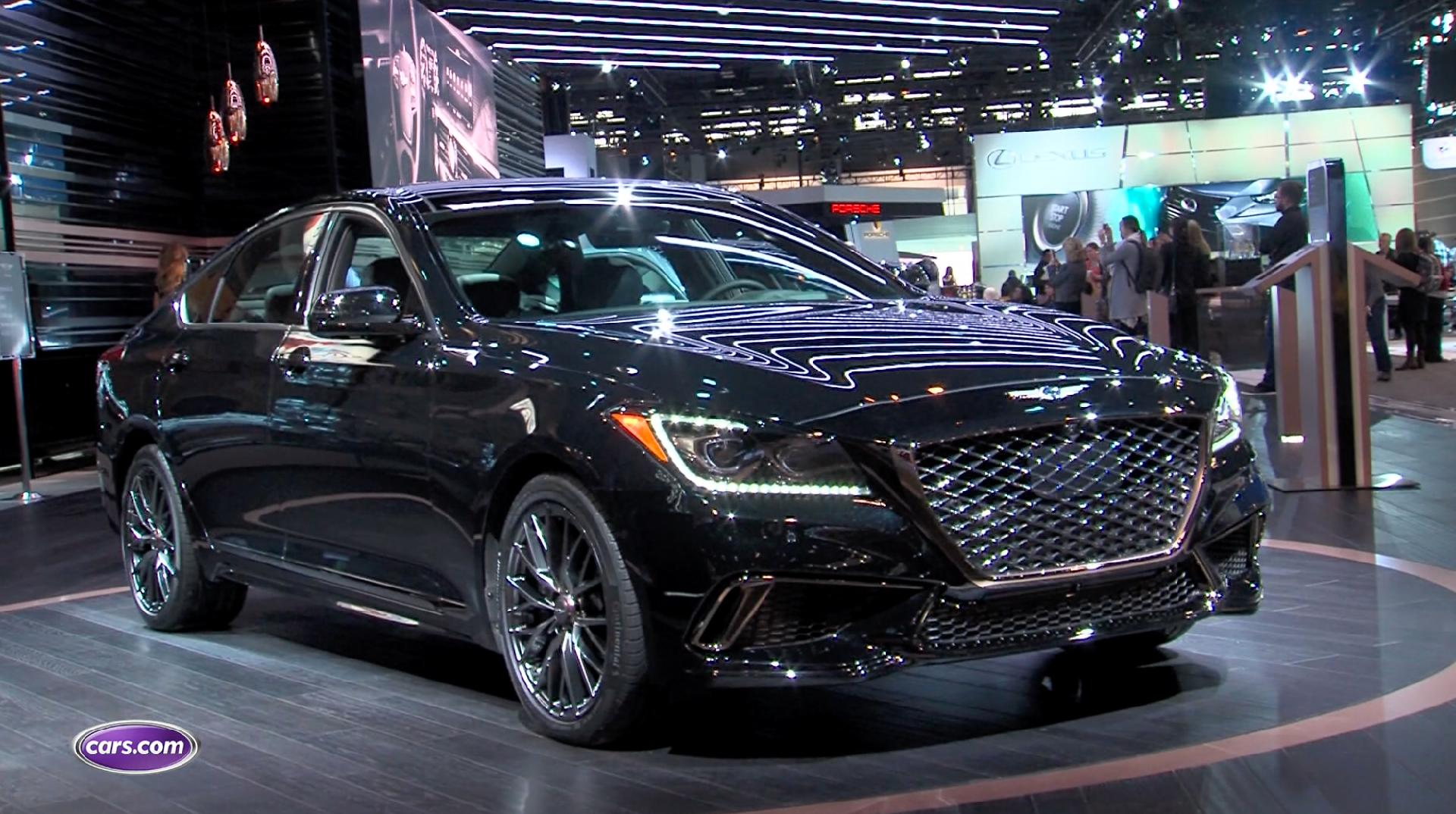 Video: 2018 Genesis G80 Sport: First Impressions