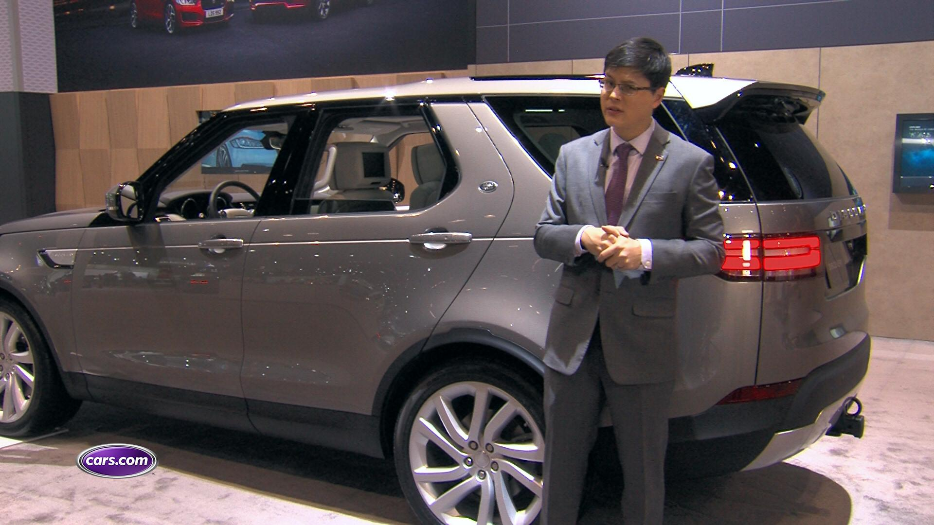 Video: 2017 Land Rover Discovery Review: First Impressions