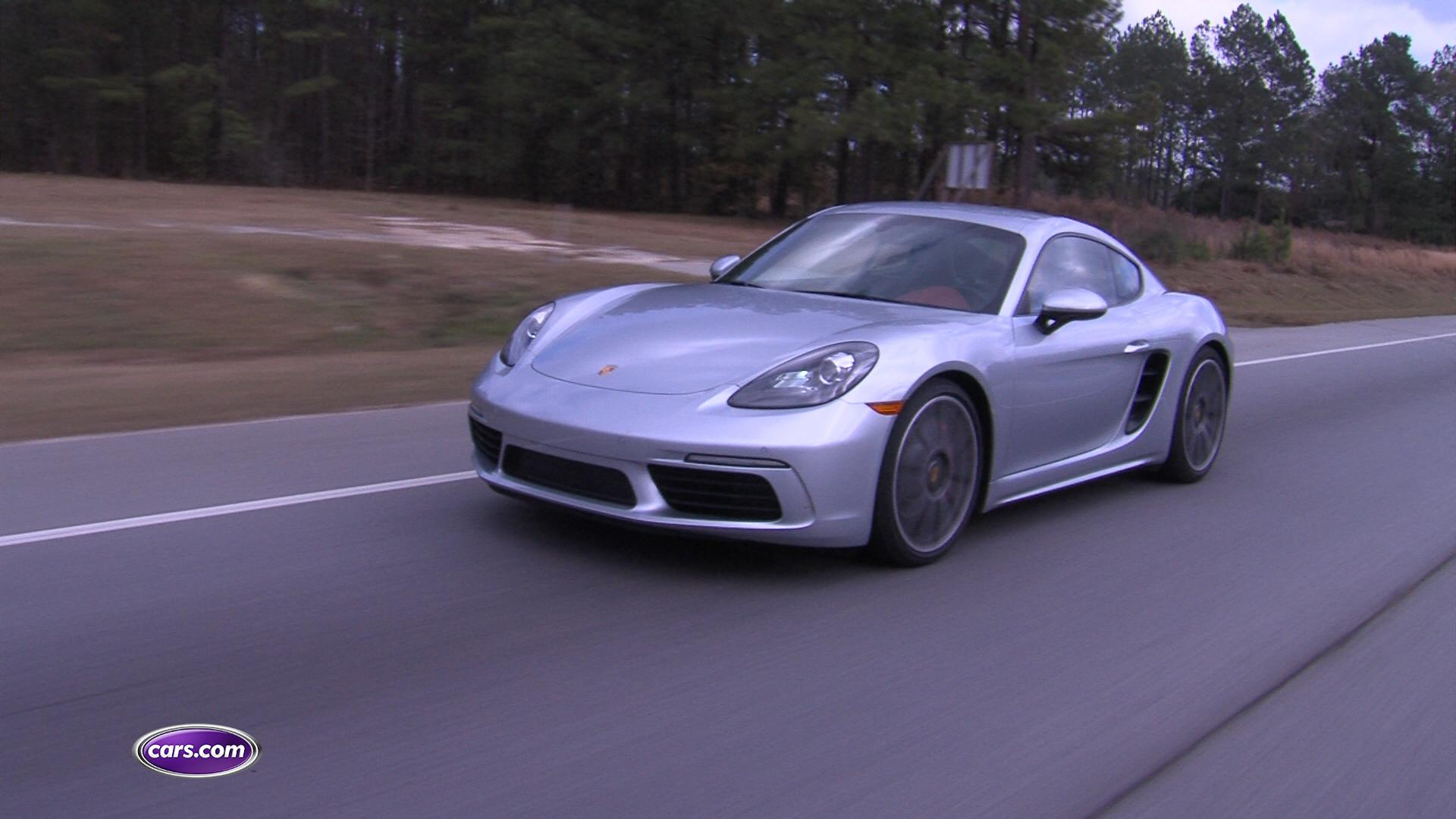 Video: 2017 Porsche 718 Cayman Review