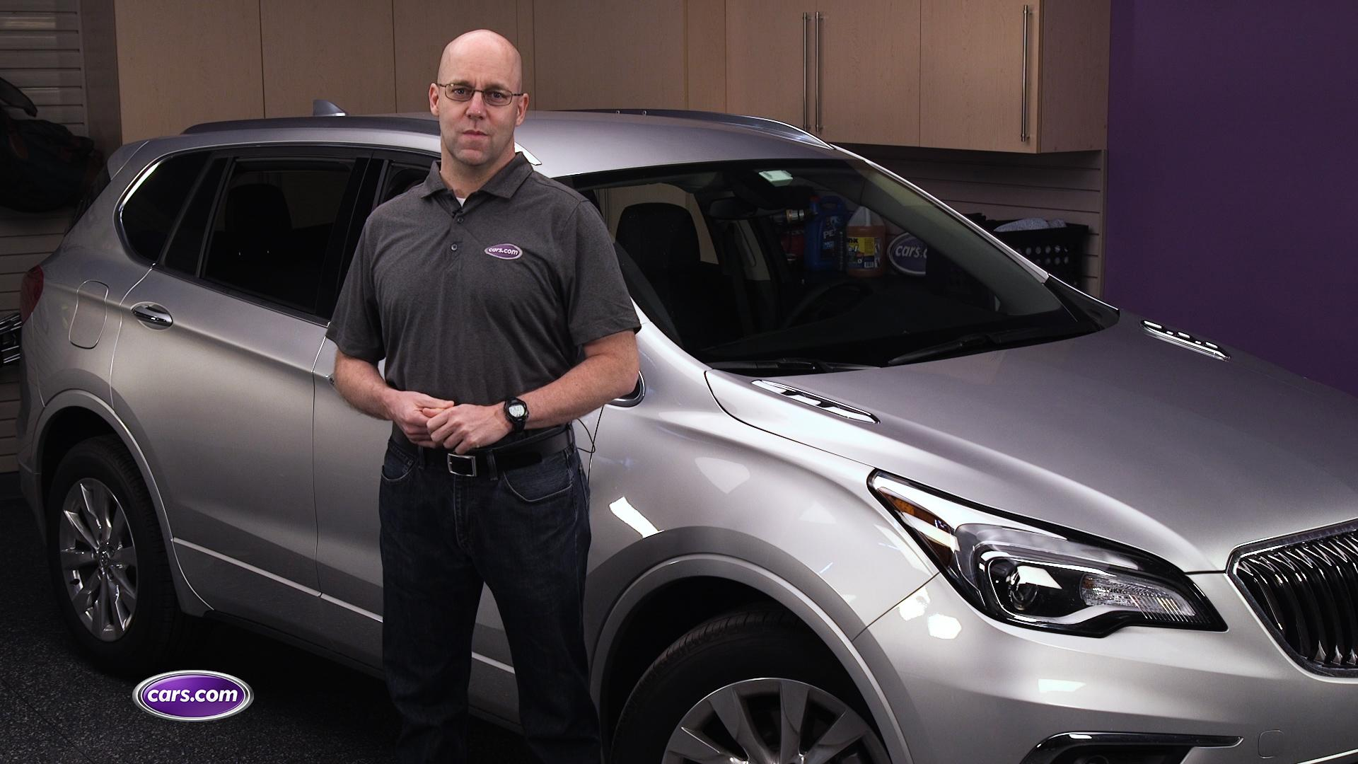 Video: 2017 Buick Envision Review