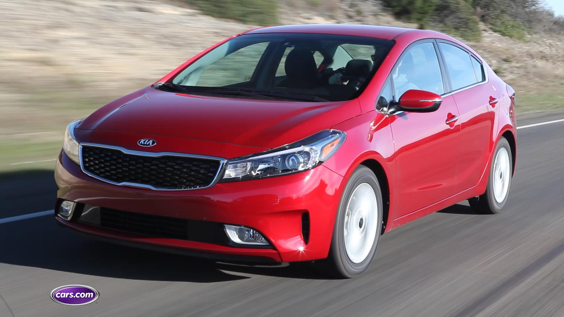 2017 Kia Forte Expert Reviews Specs And Photos Cars Com