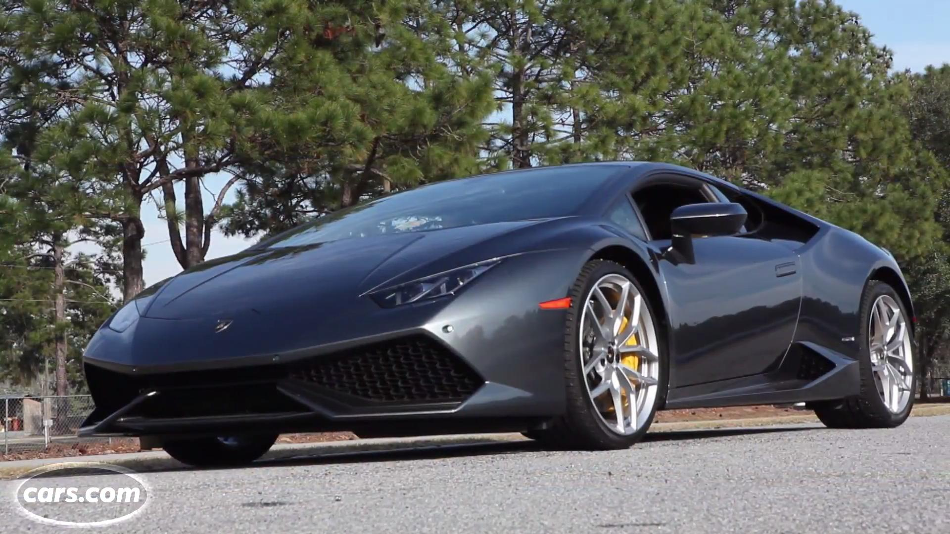 2015 lamborghini huracan expert reviews, specs and photos | cars