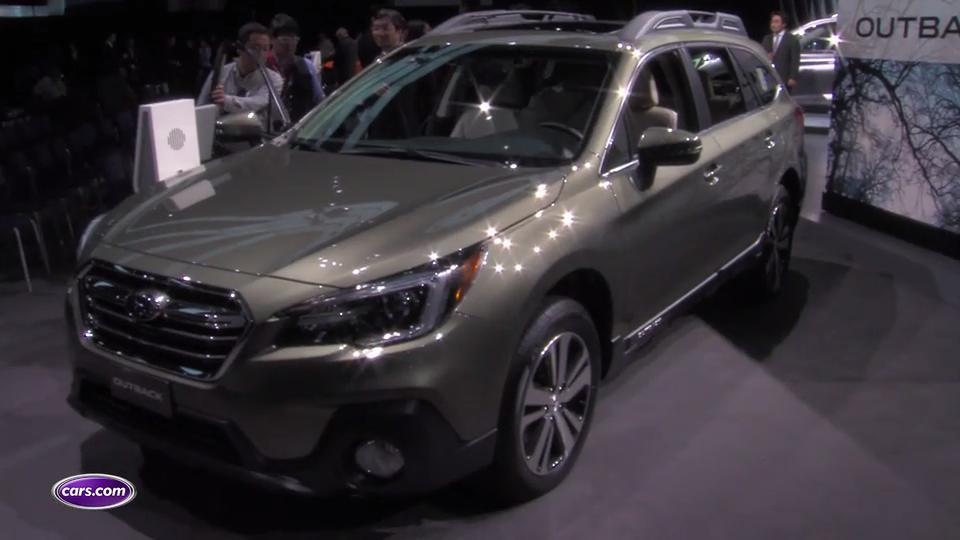 2018 Subaru Outback Video Review