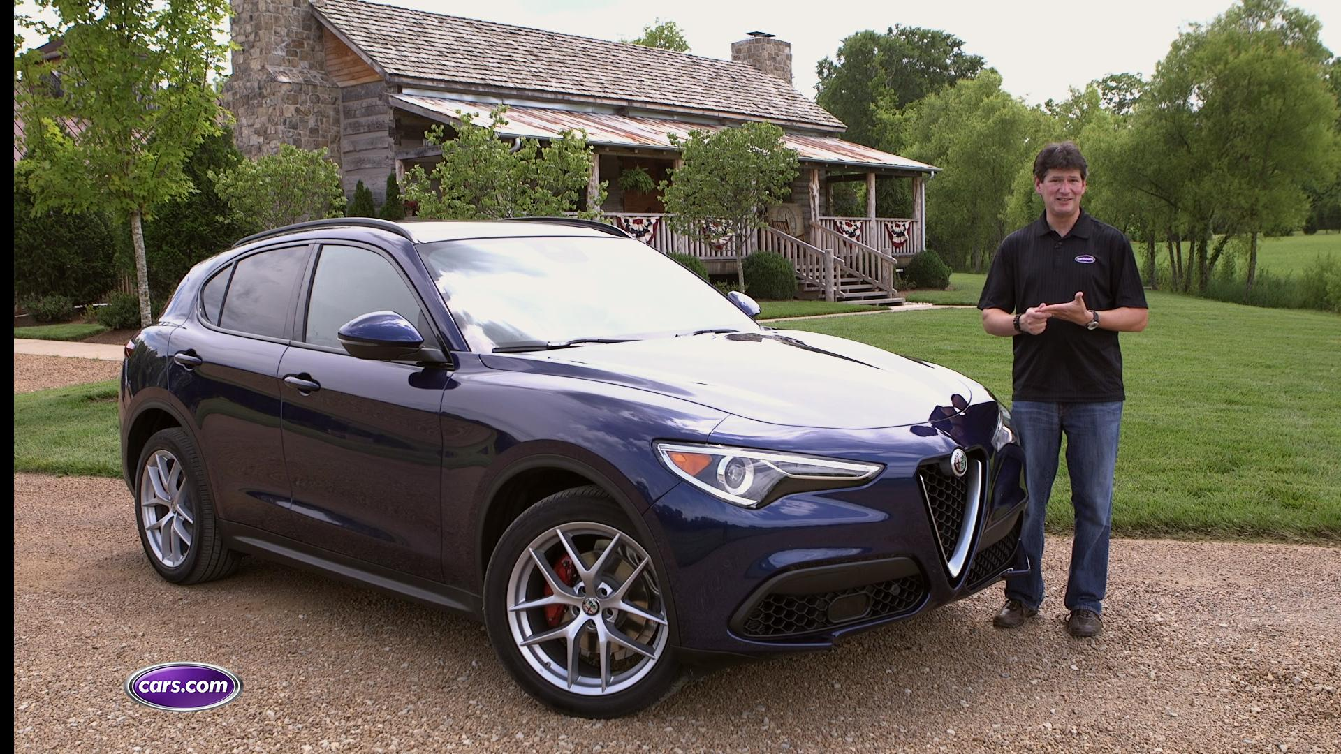 Video: 2018 Alfa Romeo Stelvio Review
