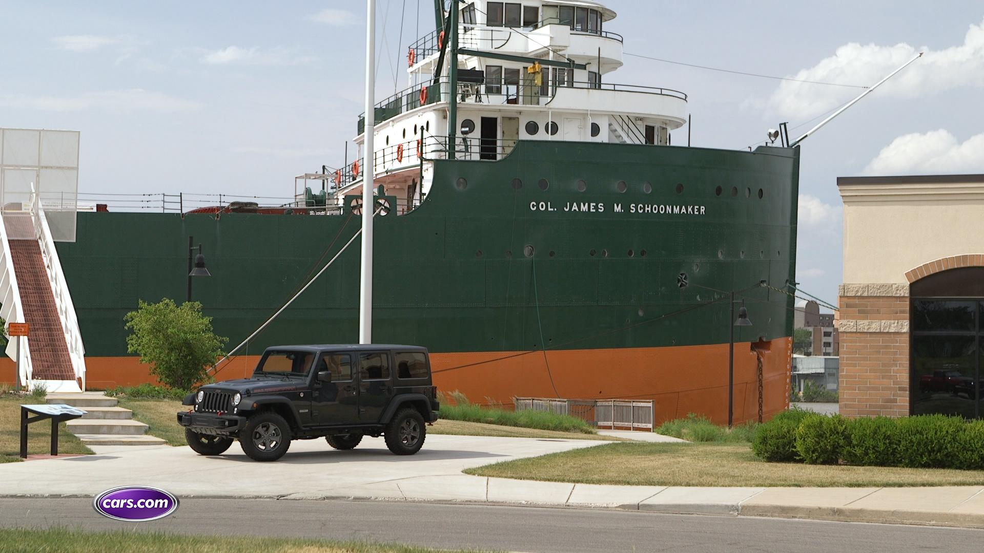 Video: American-Made Index: Toledo Jeep