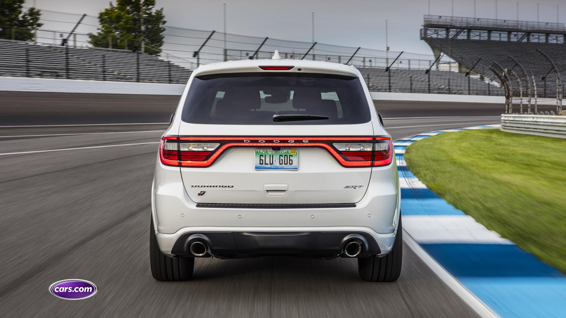 Video: 2018 Dodge Durango SRT: Exhaust