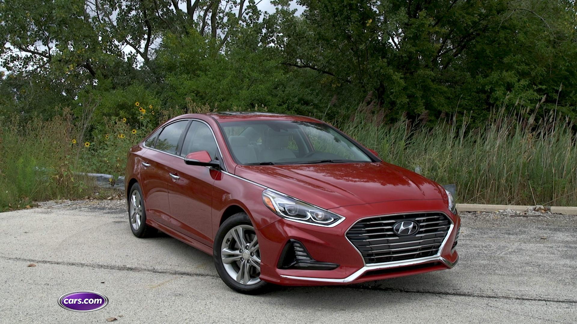 Video: 2018 Hyundai Sonata: First Drive Review