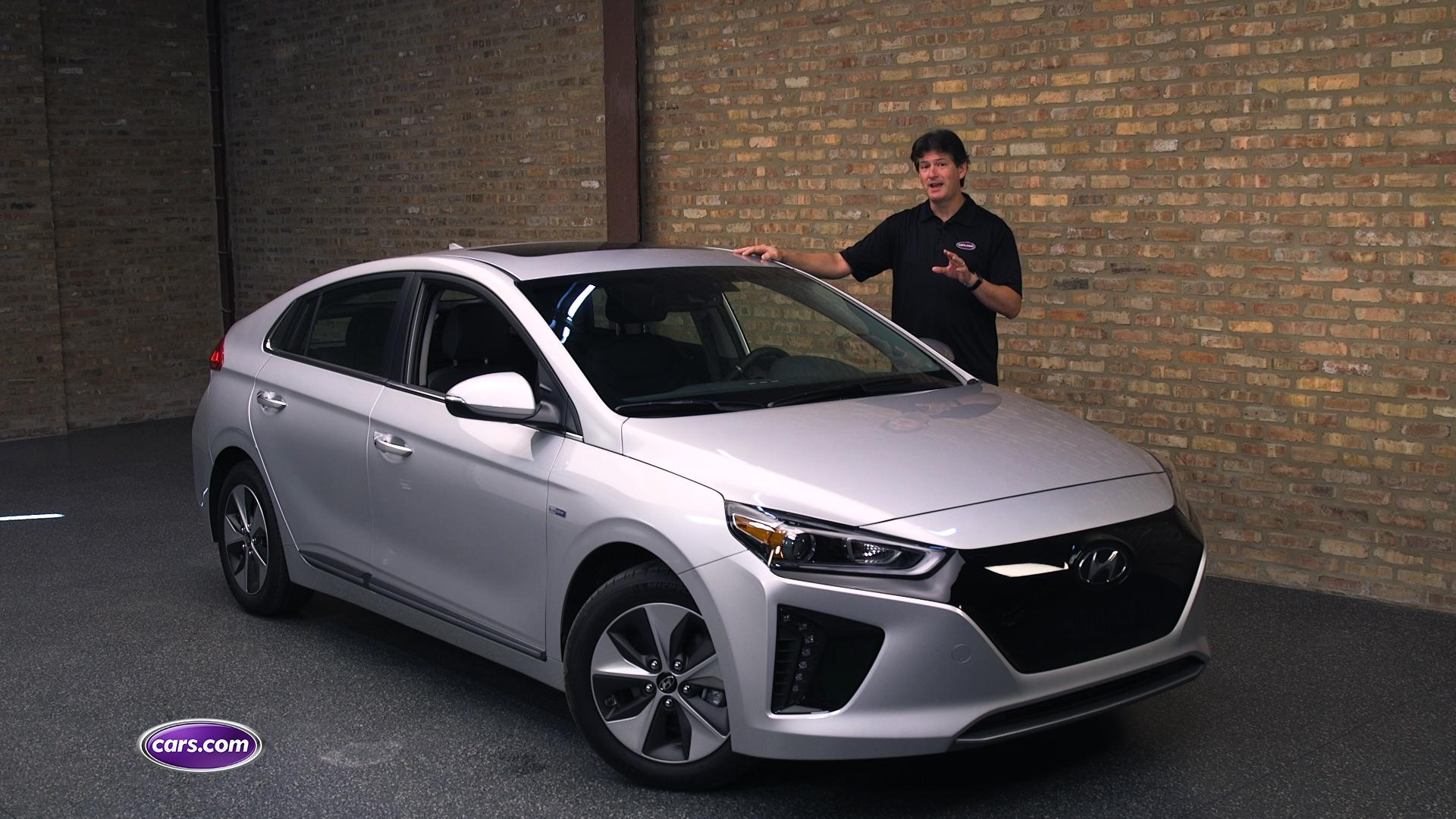 Video: 2017 Hyundai Ioniq Electric Review