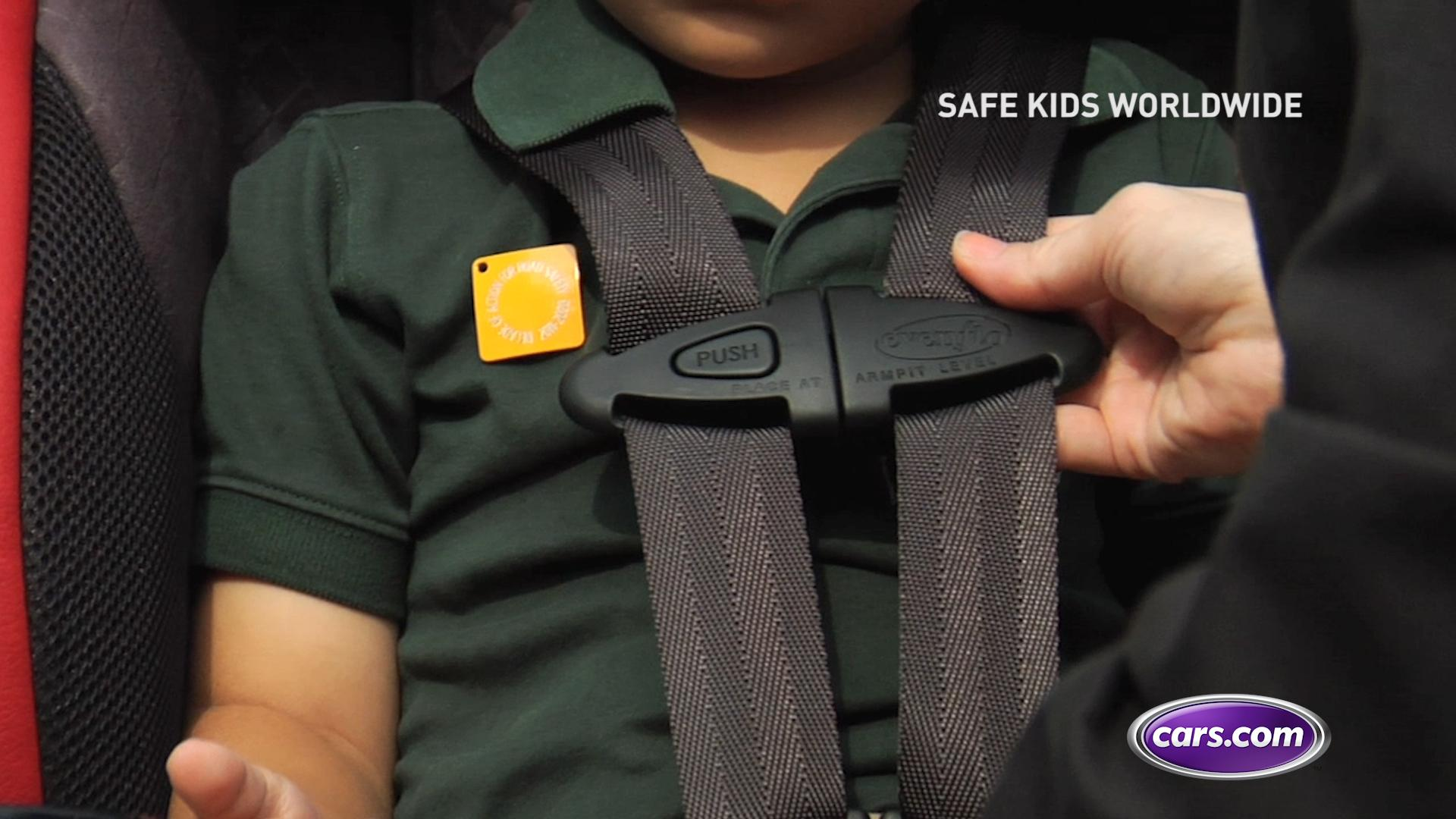 Video: Child Passenger Safety Tips for Your Precious Cargo